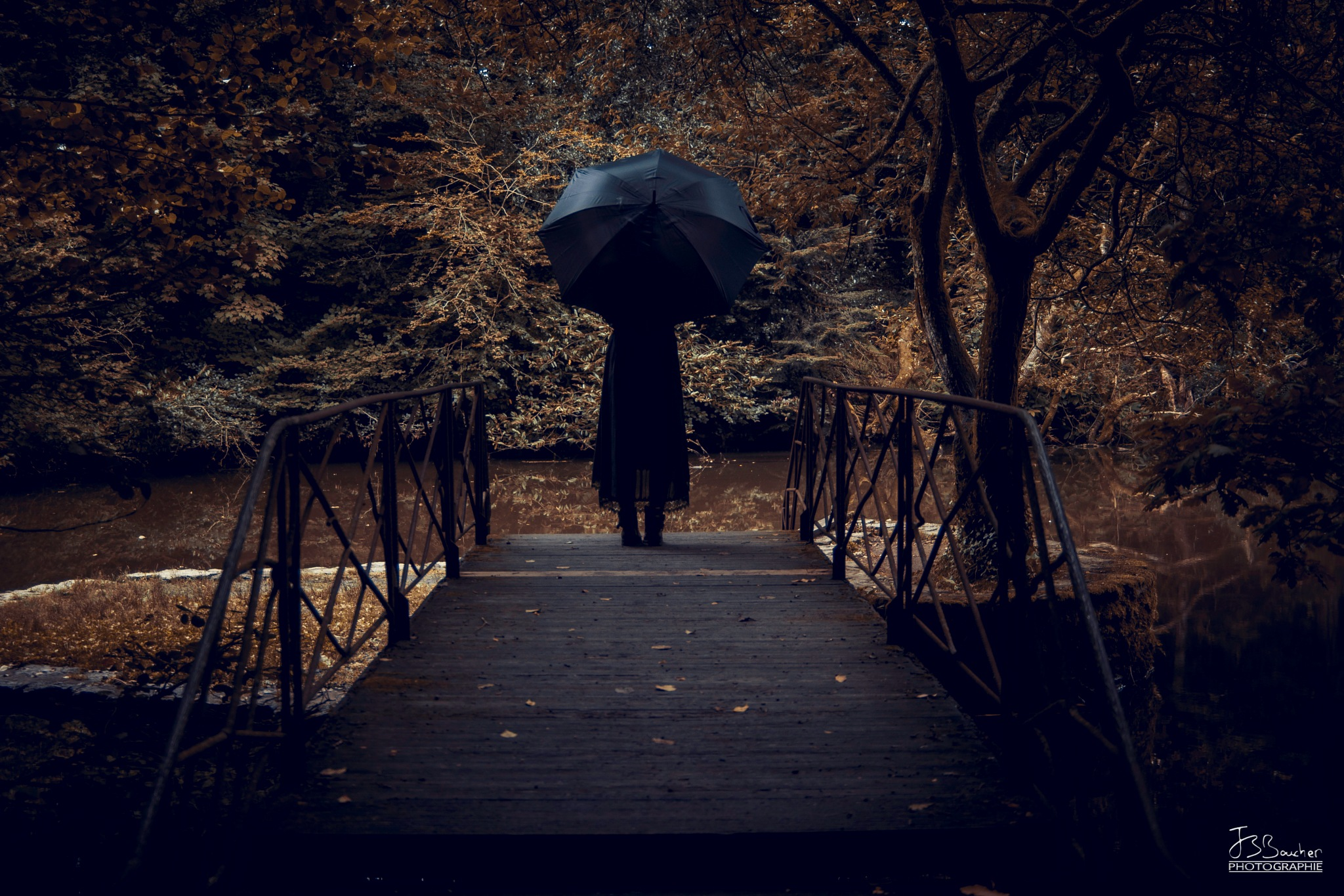Alone by JB Boucher