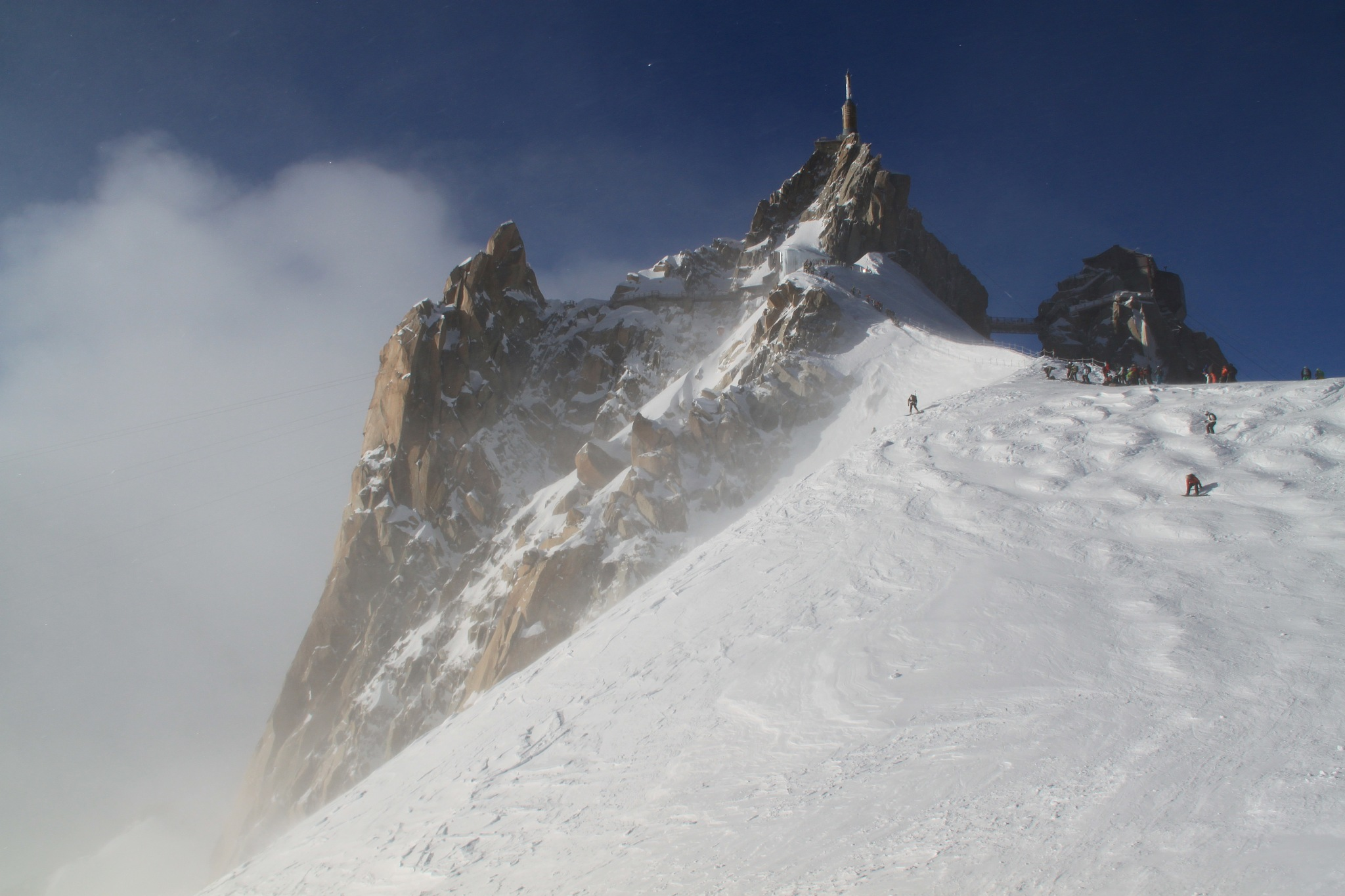 Vallee Blanche by tedharinishi