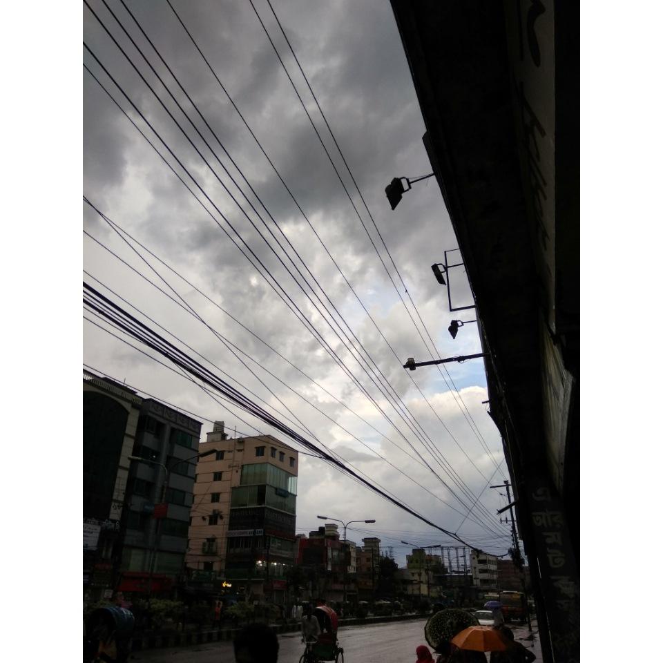 Clouds by Zahid Rokon