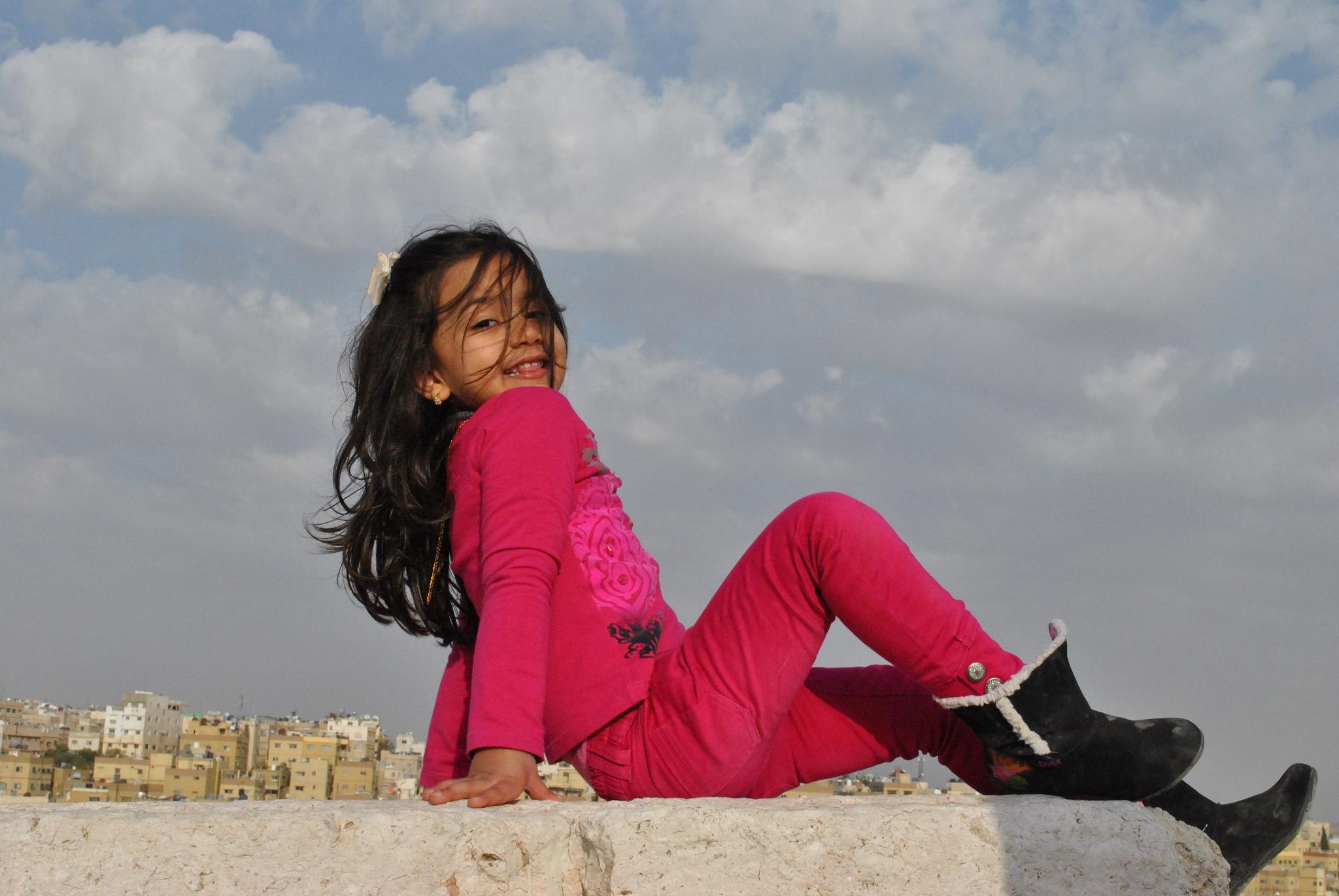My princess  by Majdi Mohammed Karajoghly