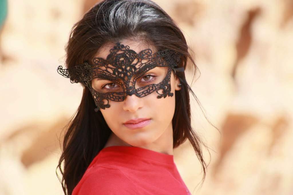 mask by aseel karaki