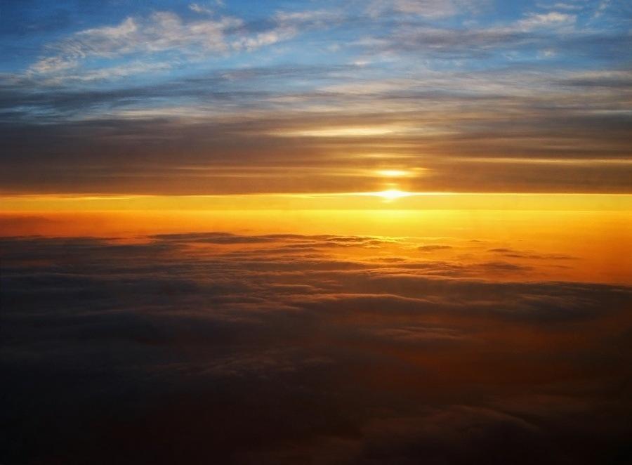 The Sunset Moment by Ali (Kamran) Zahabi