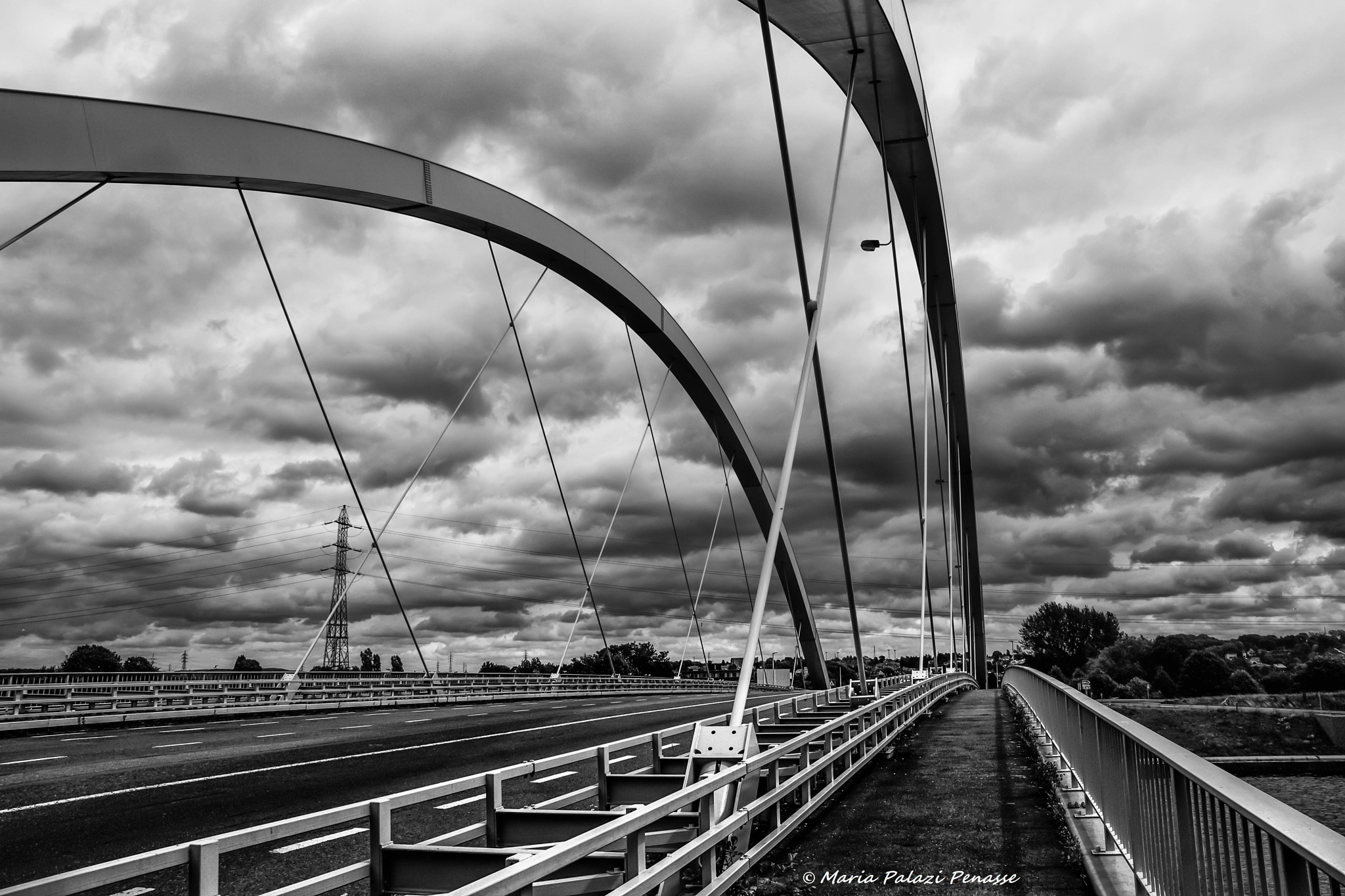 A cloudy day. by MariaPalaziPenasse