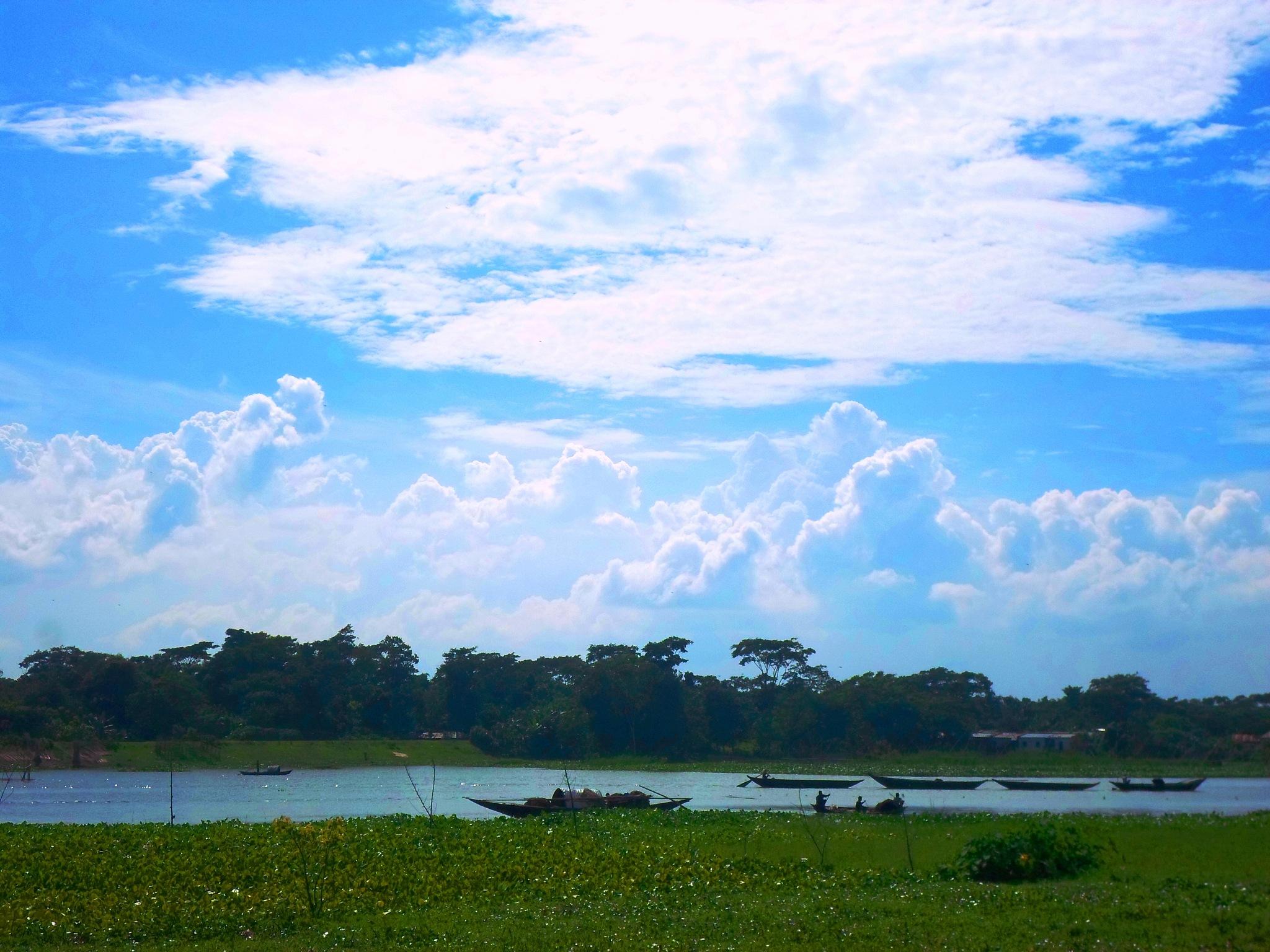 Clouds !! by Kabir Faisal