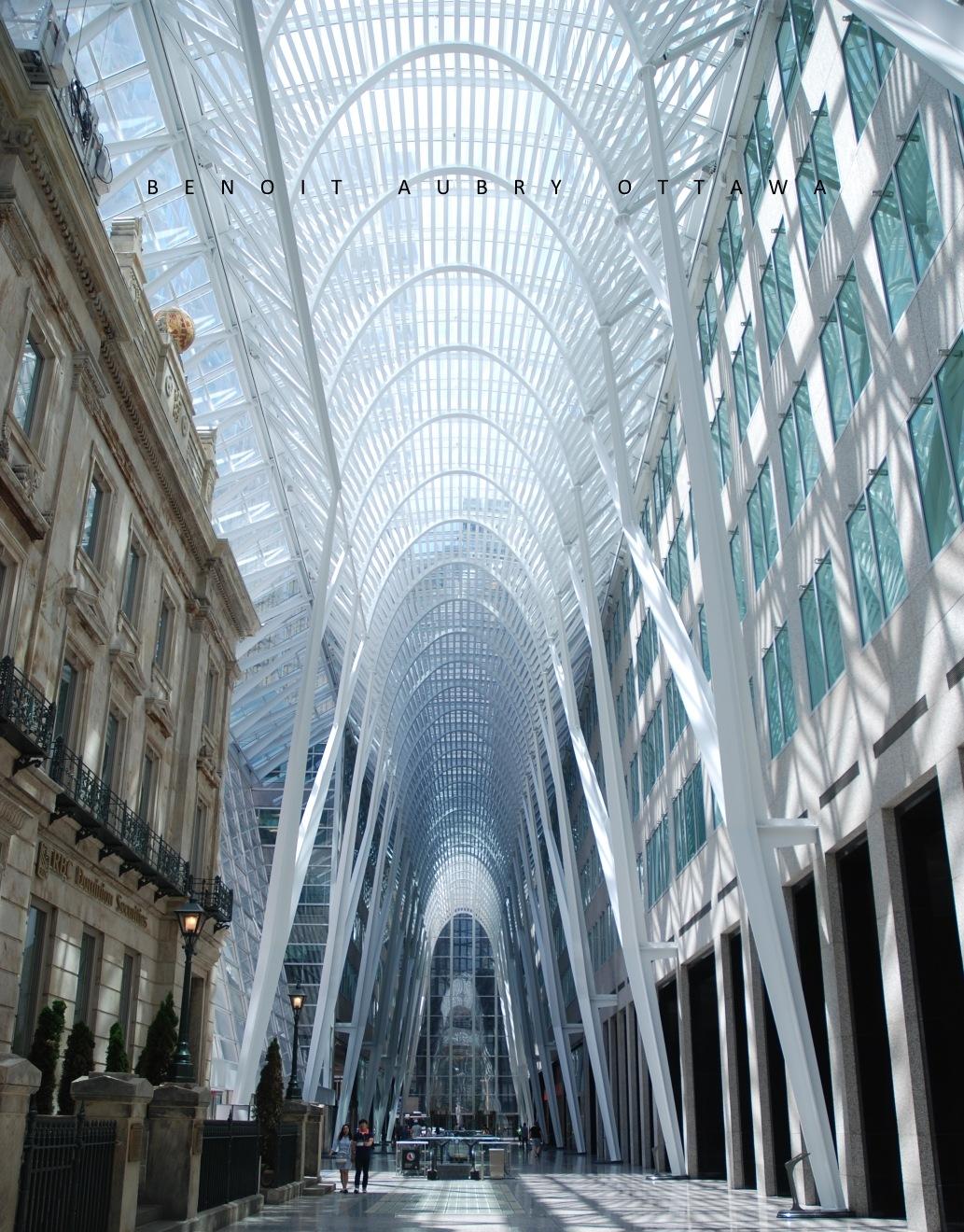 The Mall by Benoit Aubry