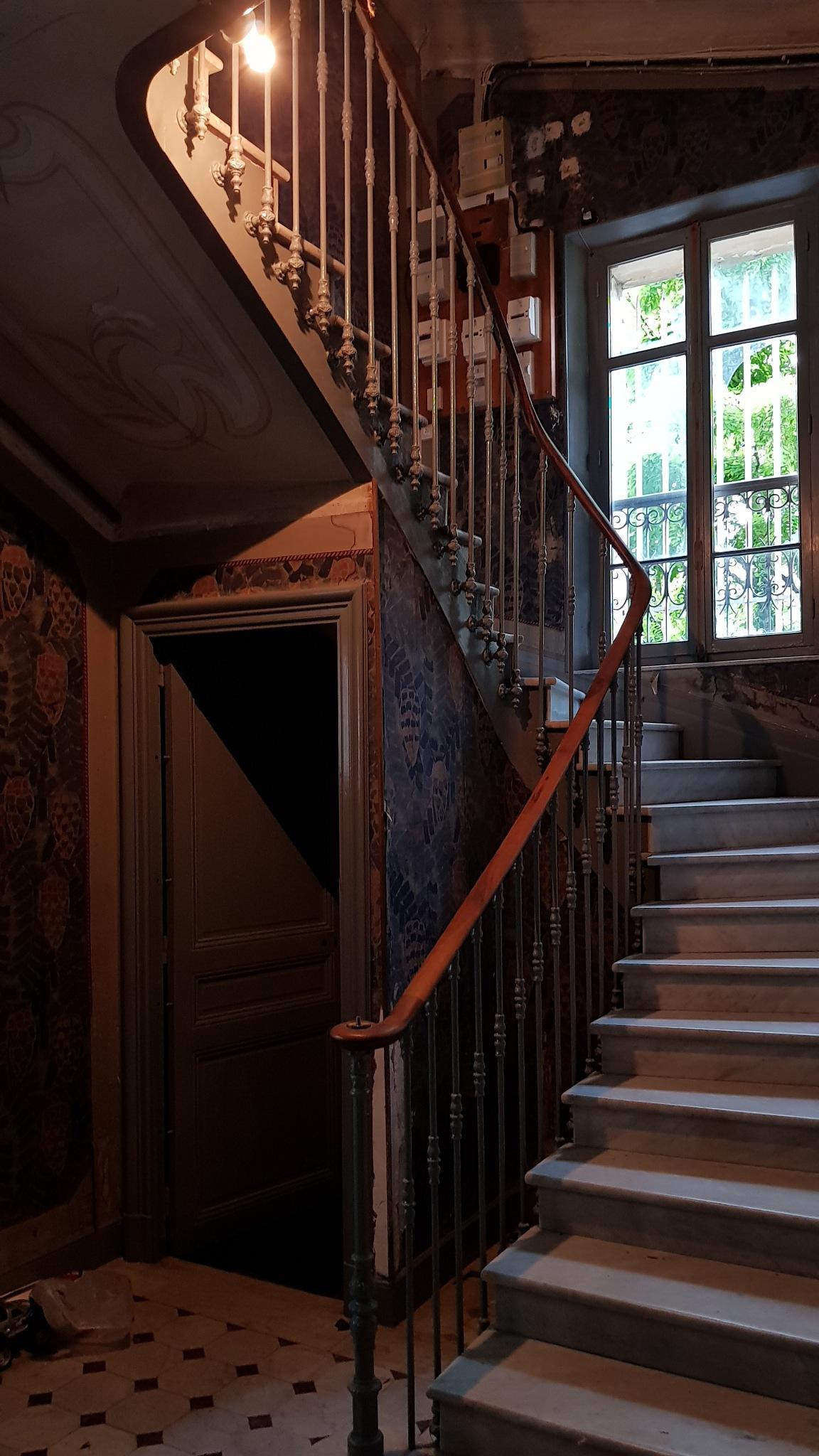 l'escalier de maître  by Scott_Photo_06