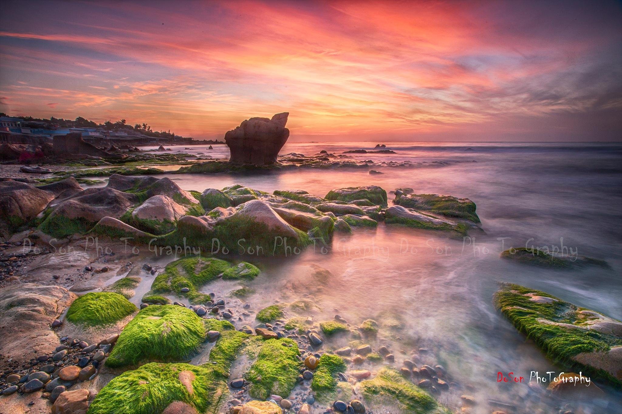 Bình Minh Thạch Bích by thaison