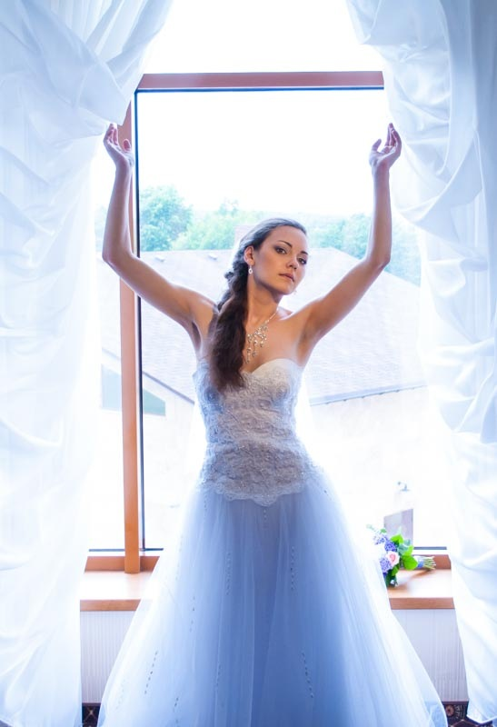 bride by Sergey Popovichev