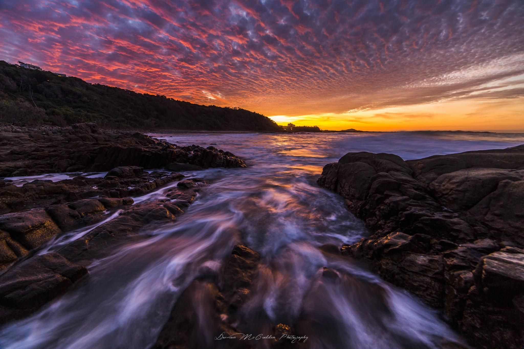 **Coolum Beach Stunner** by Damian McCudden