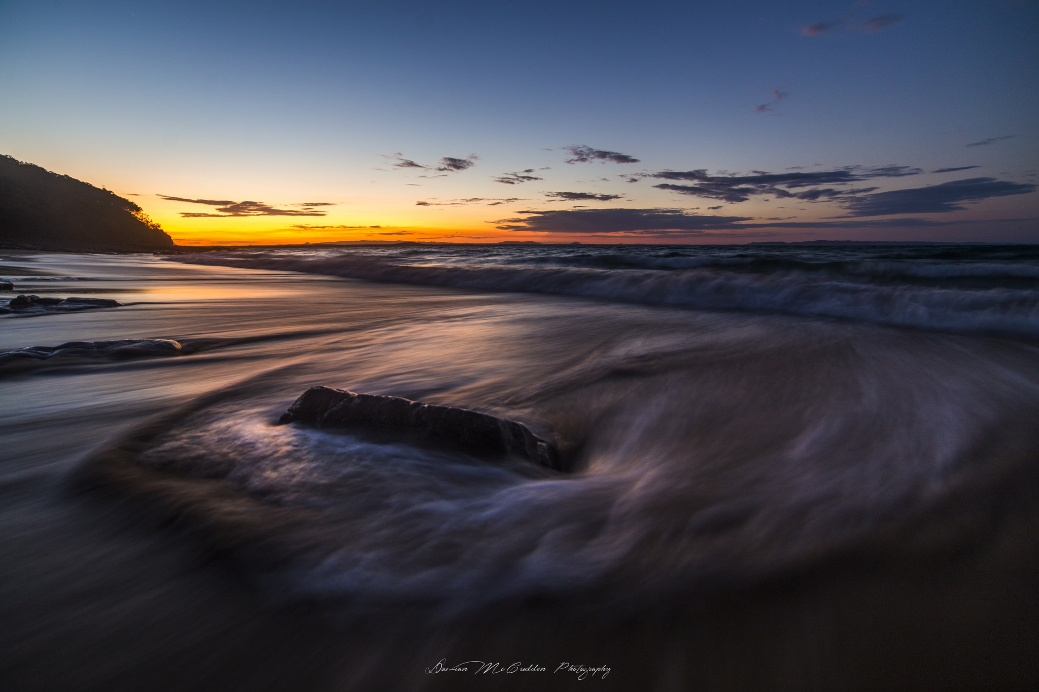 **Go with the flow** by Damian McCudden