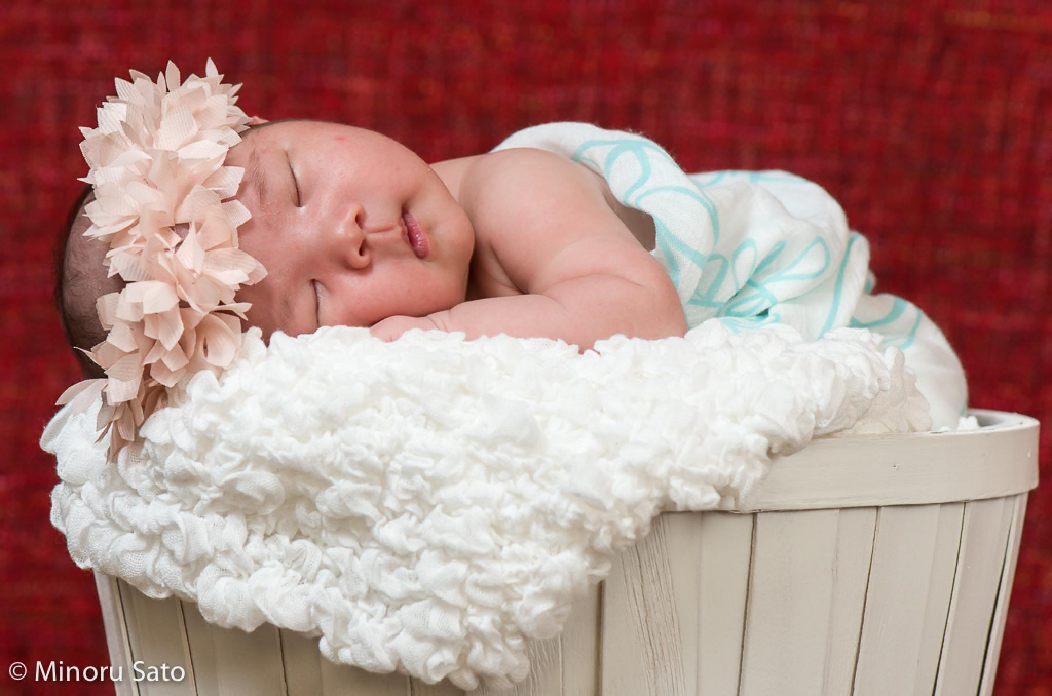 Photo in Family #newborn #lovely #princess