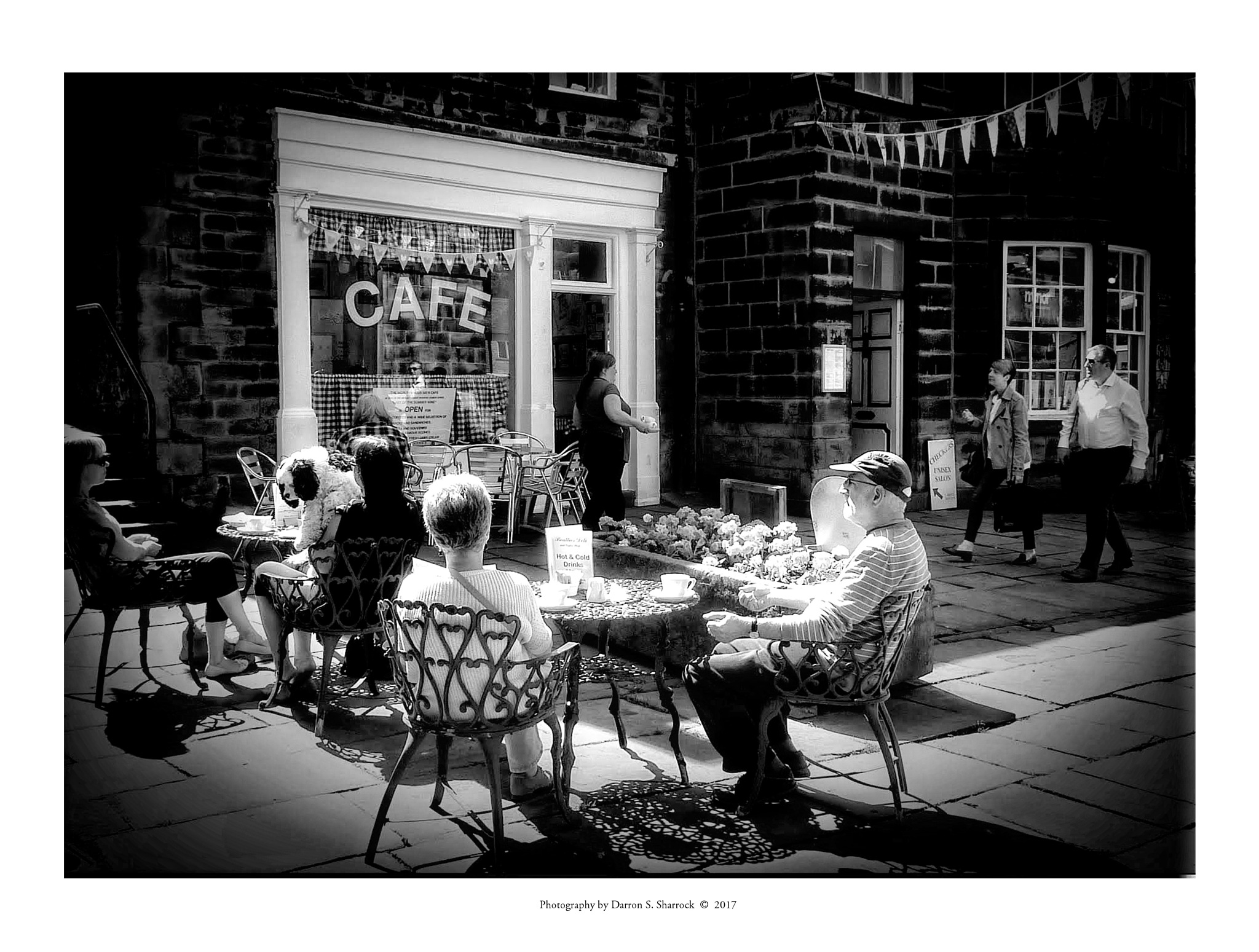 Sids Cafe ( last of the summer wine ) by darronshome