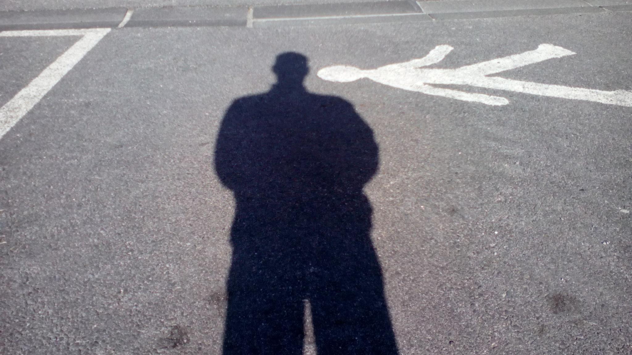 Autoportrait à l'ombre by  Sandor  vari