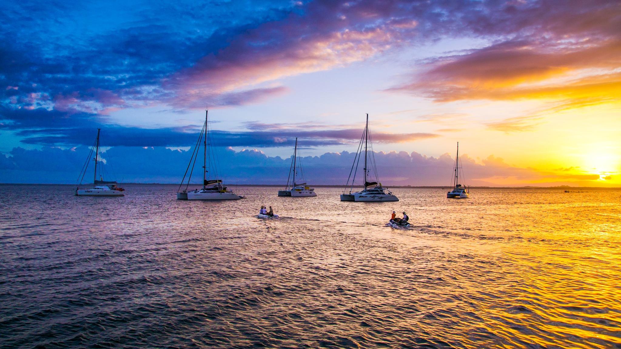 Sail to Ereke by Nimage