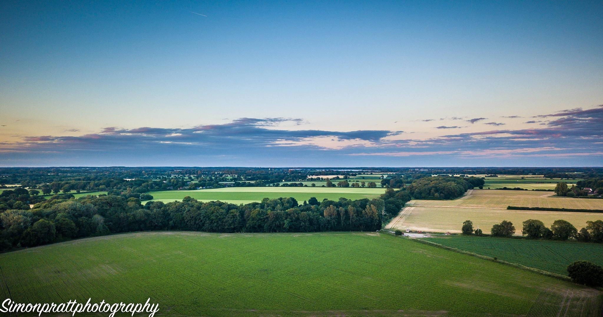 Norfolk by Simon pratt