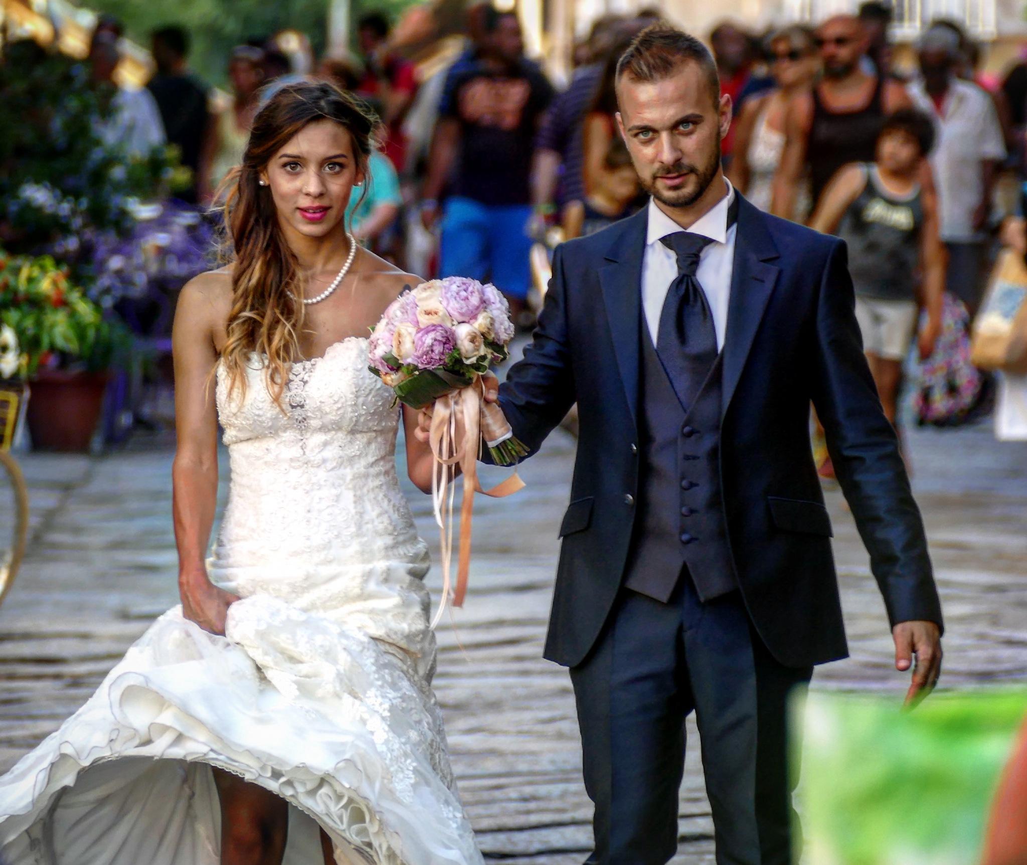 Italian wedding by PelleBlohm