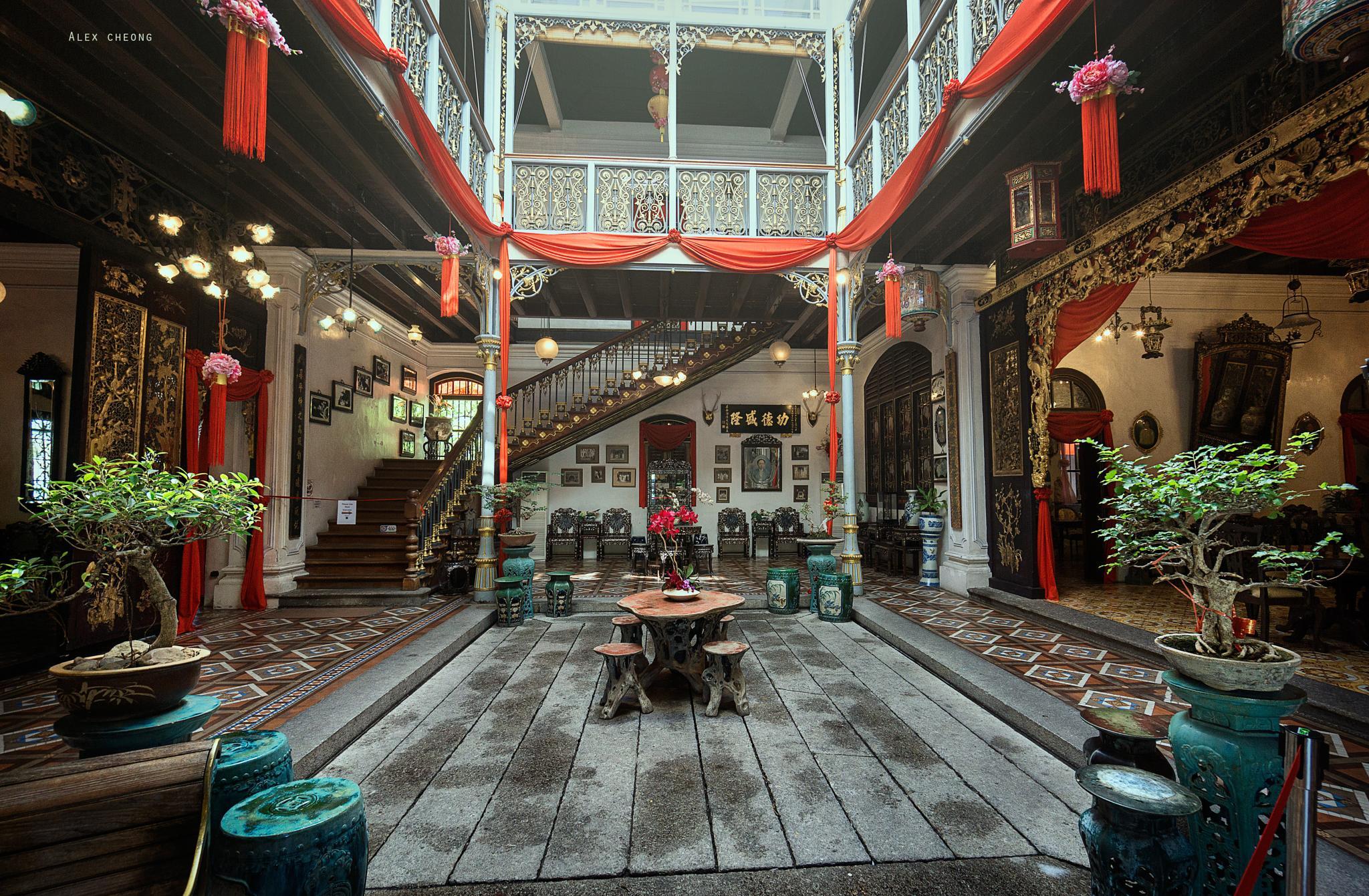 Penang Peranakan Mansion by alexcheong