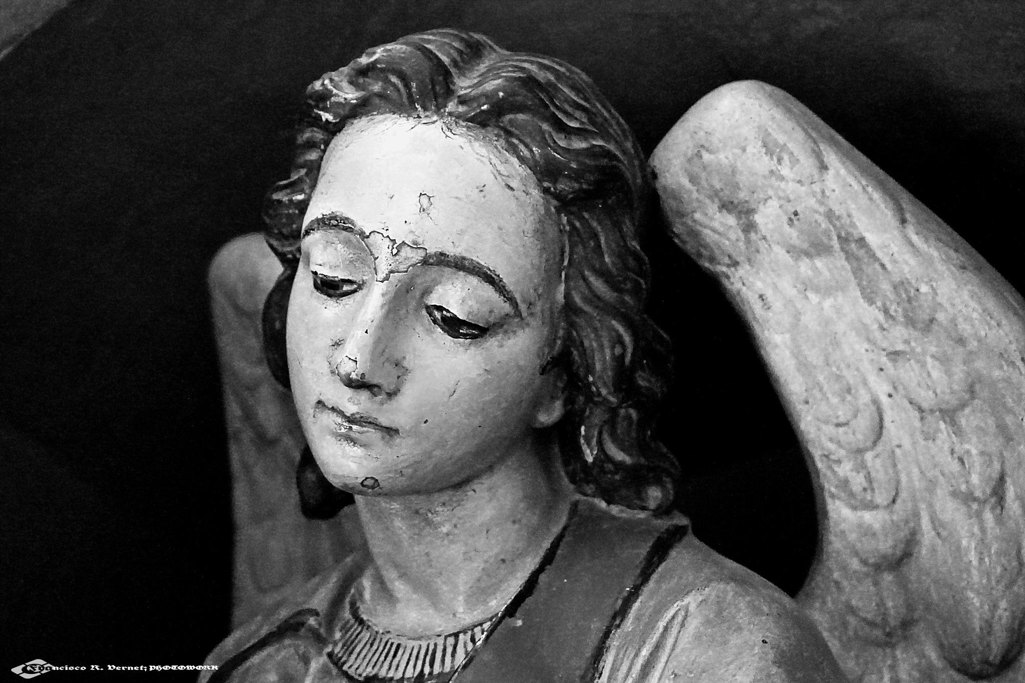 Un ange... baroque by Francisco-Vernet