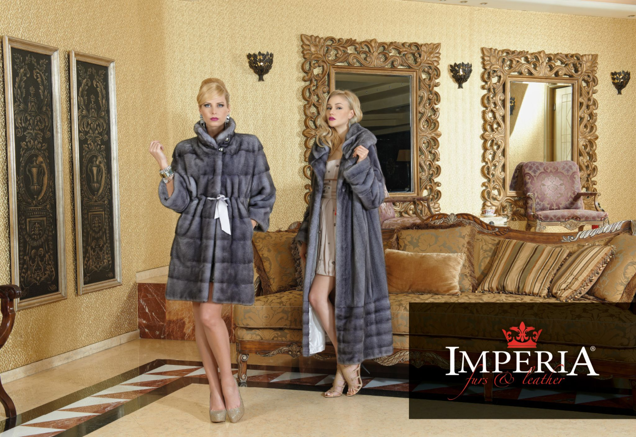 Our version of Fifty Shades of Grey Trilogy by Imperia Furs
