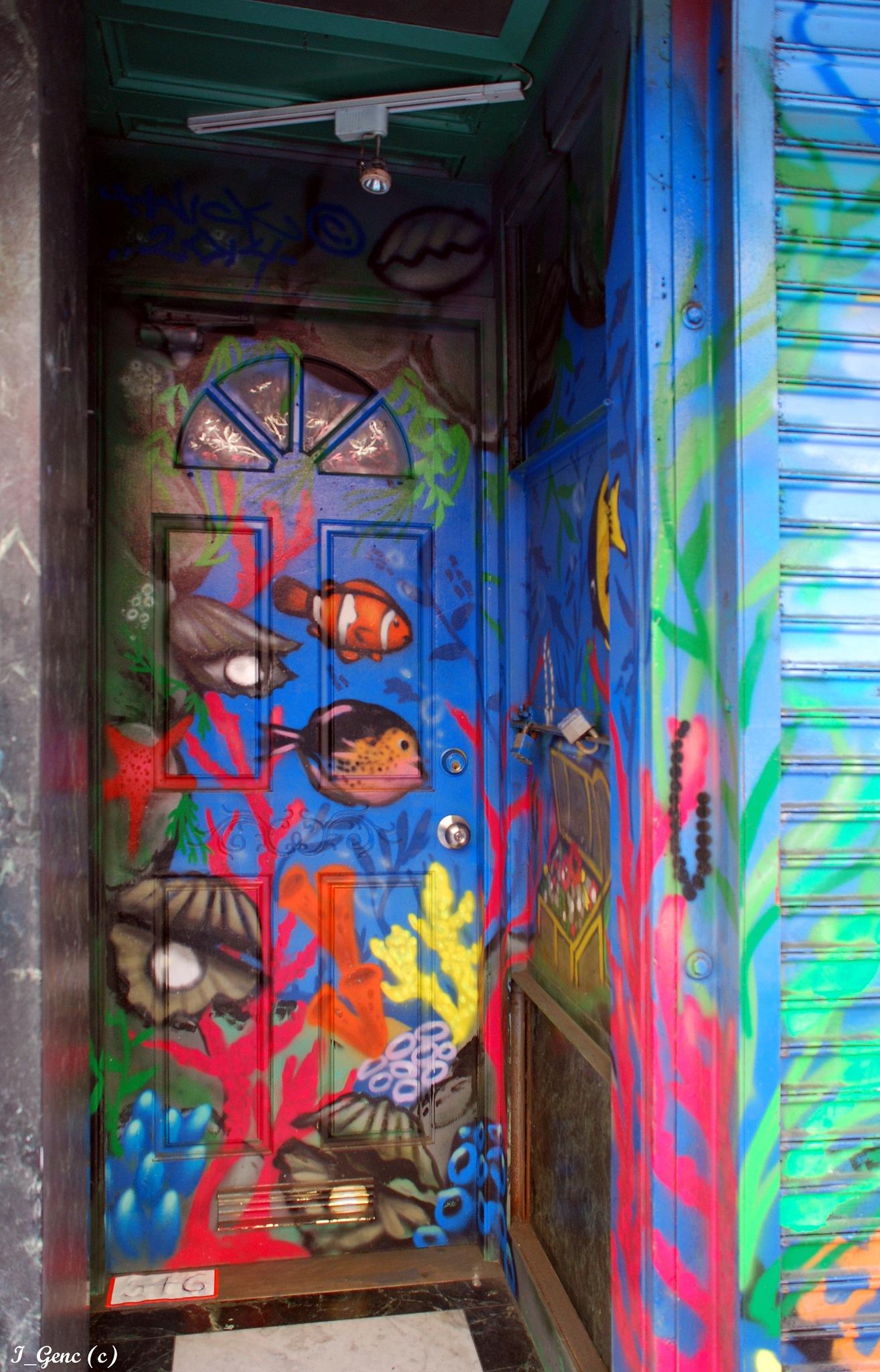 A door to dreams by tikado