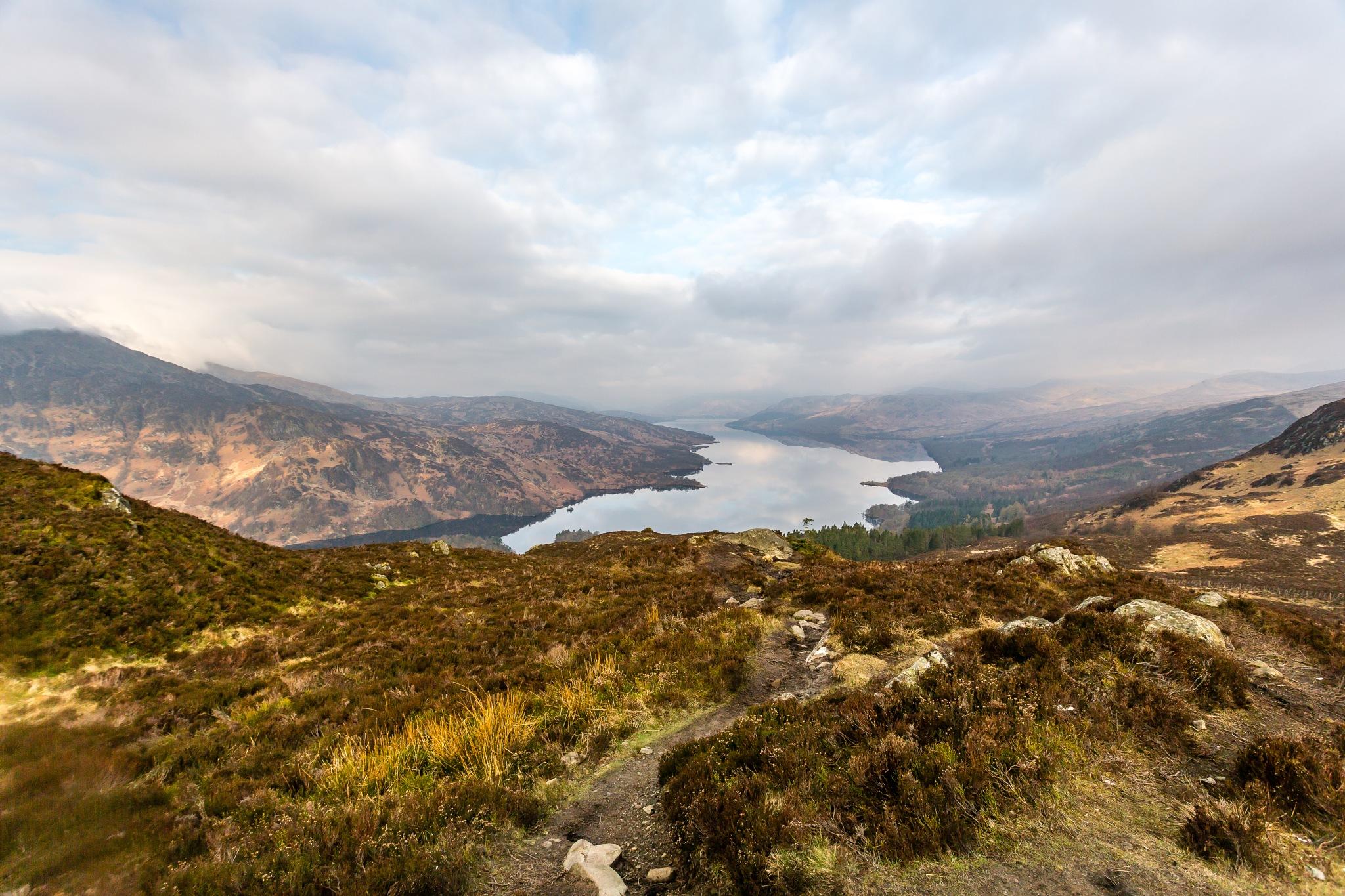 Loch Katrine by gottahurt