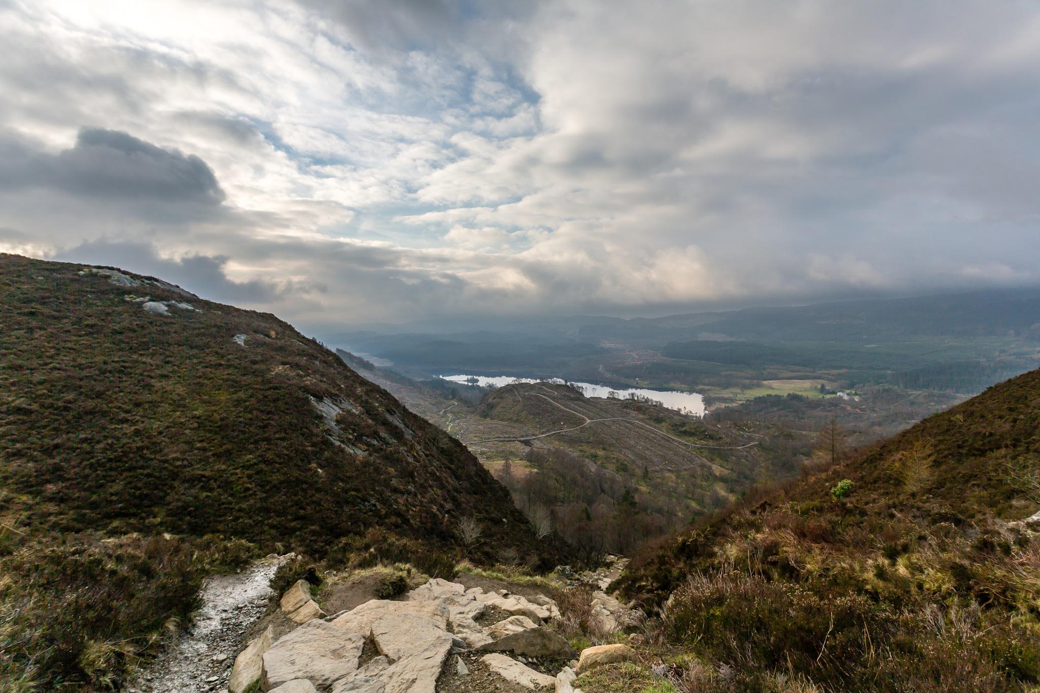 Loch Achray  by gottahurt
