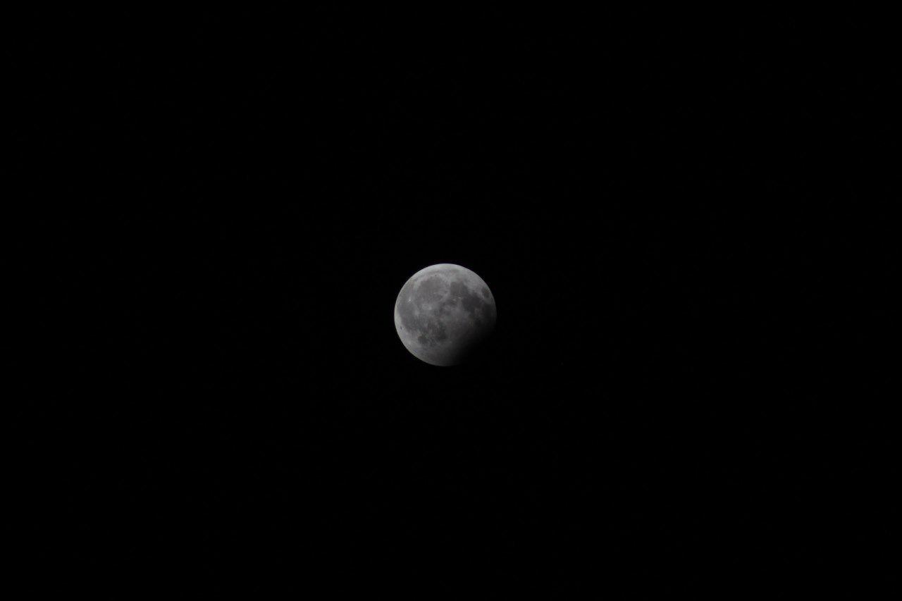 خسوف القمر  by ahmad
