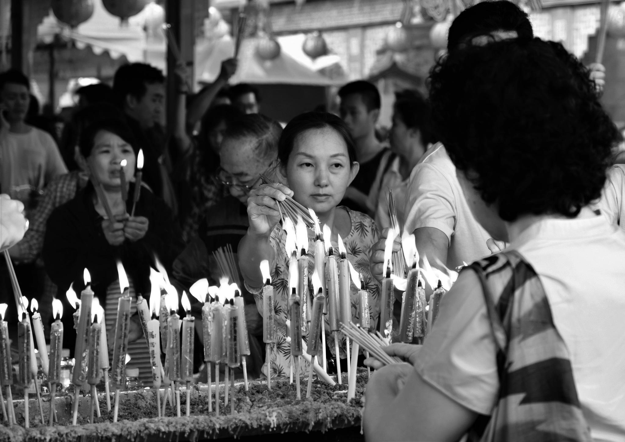 Prayer  by Tk Han