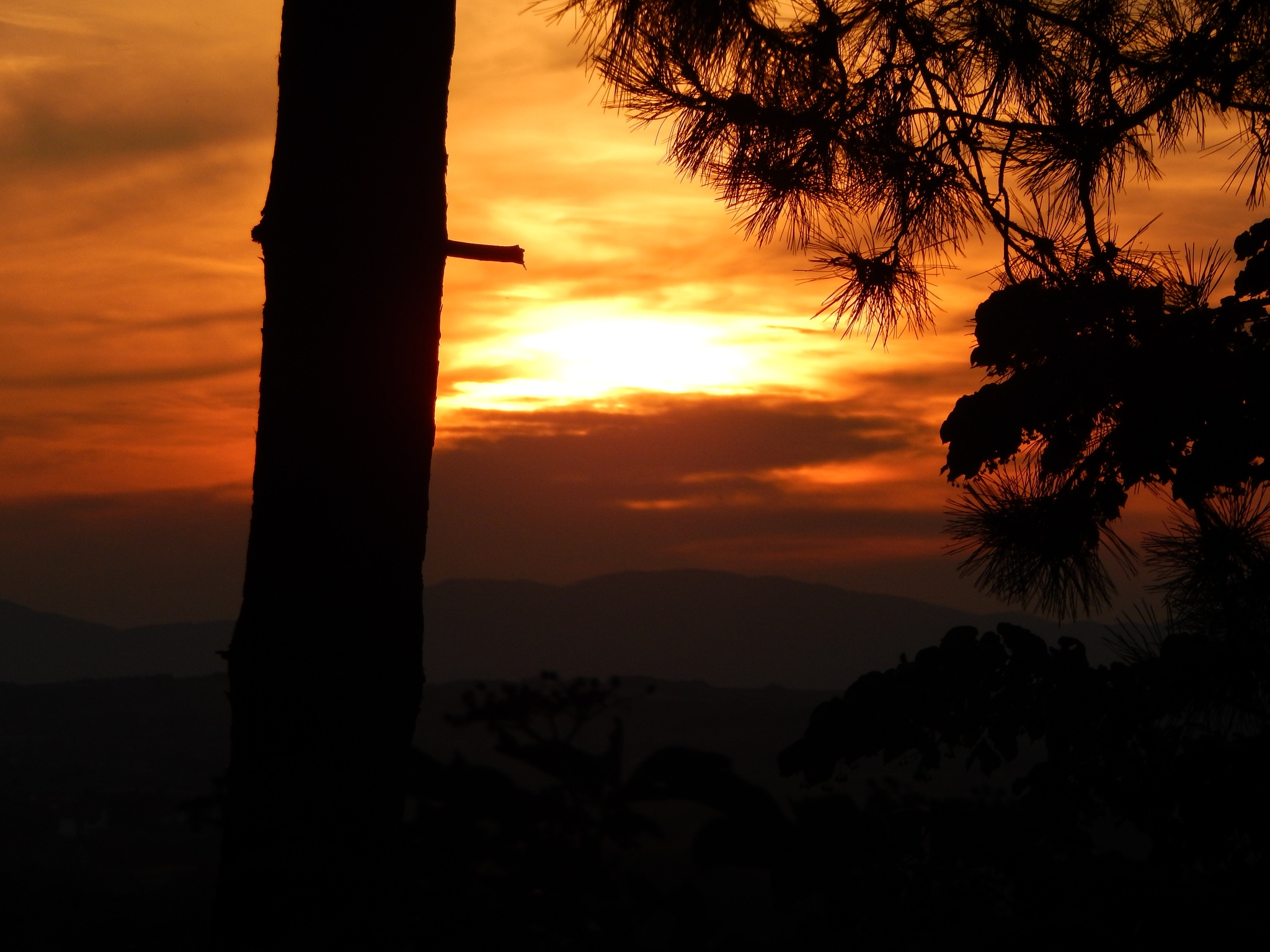 Sunset by Ilija Krstic