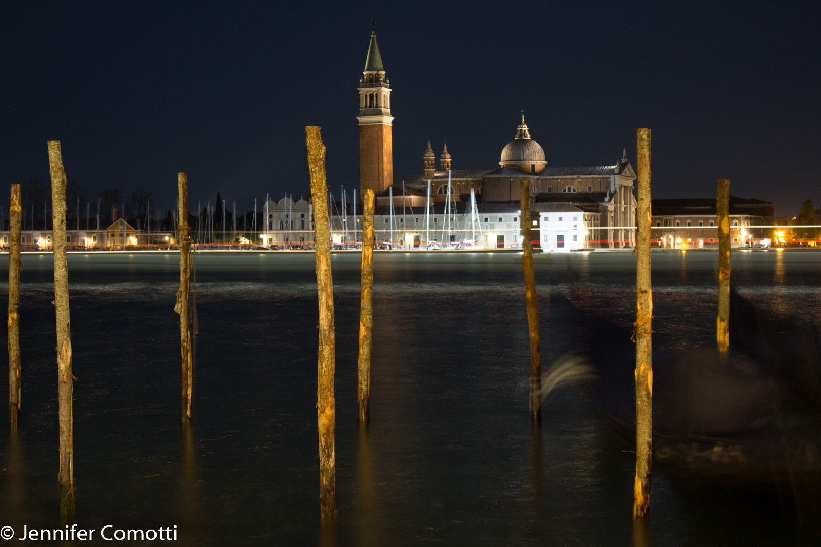 Night in Venice by comottijennifer