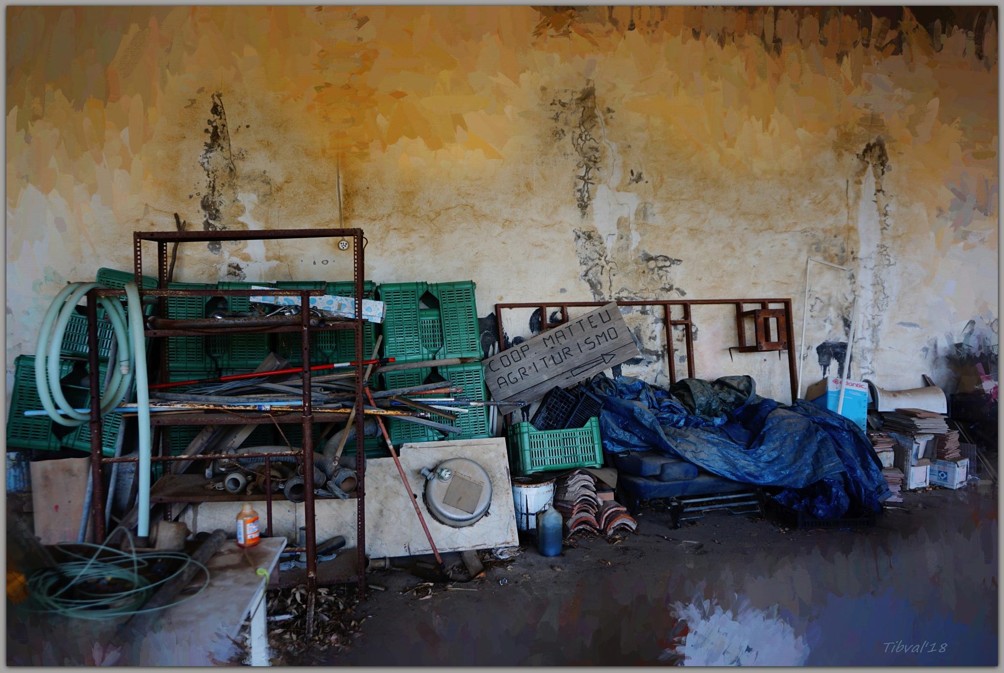 Storeroom by Tibval