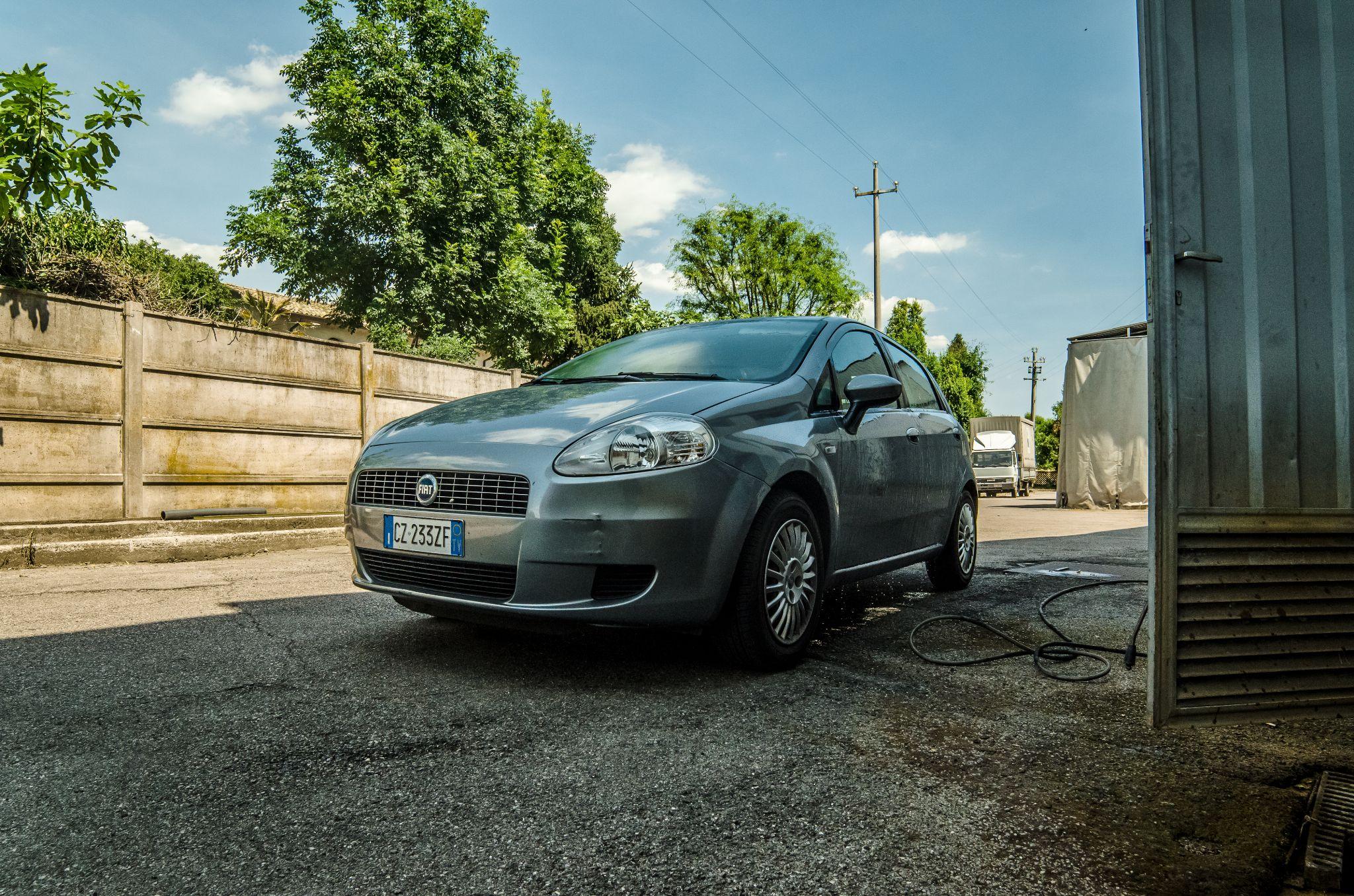Car Wash by Col Guido