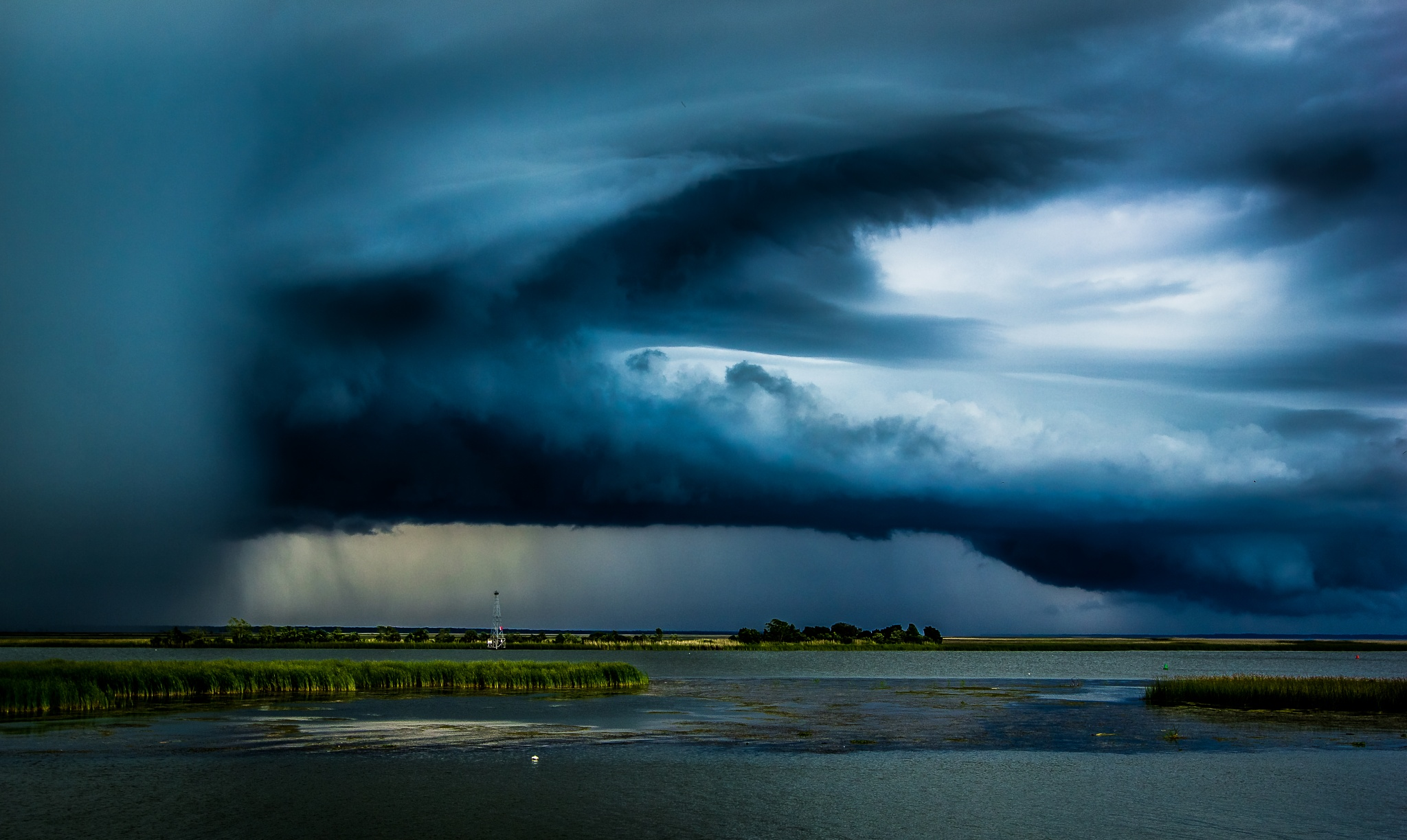 Apalachicola Storm by Paris B. Photography