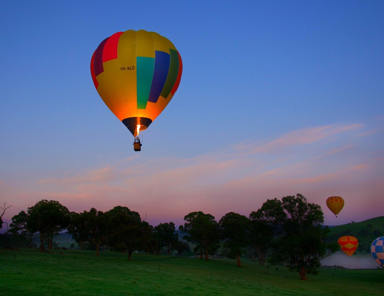 Up Up & Away 2 by kevinmfairley