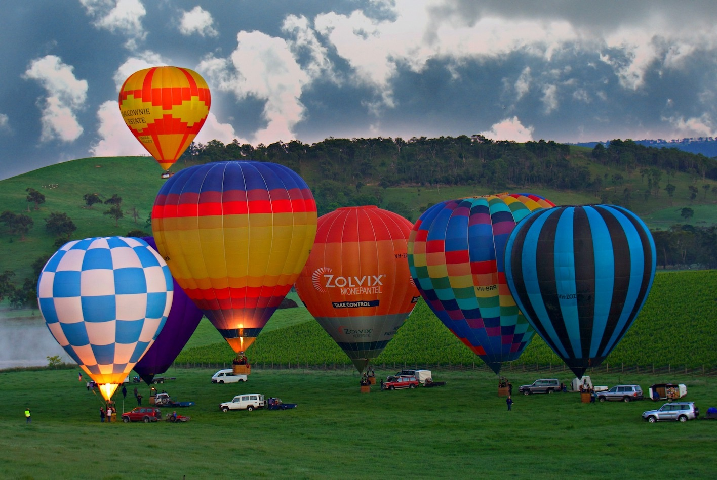 Up Up & Away by kevinmfairley