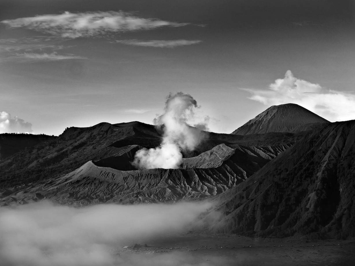 Mount Bromo by kevinmfairley