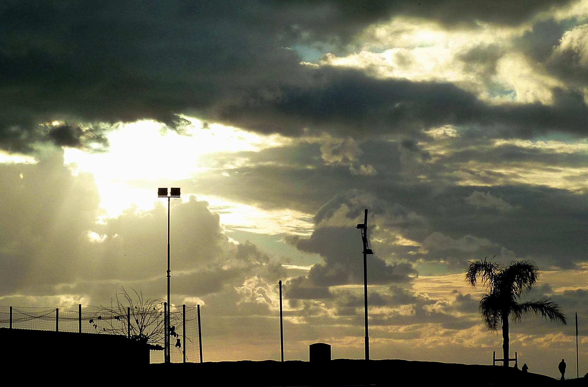 Towards sunset. by Anton Agalbato