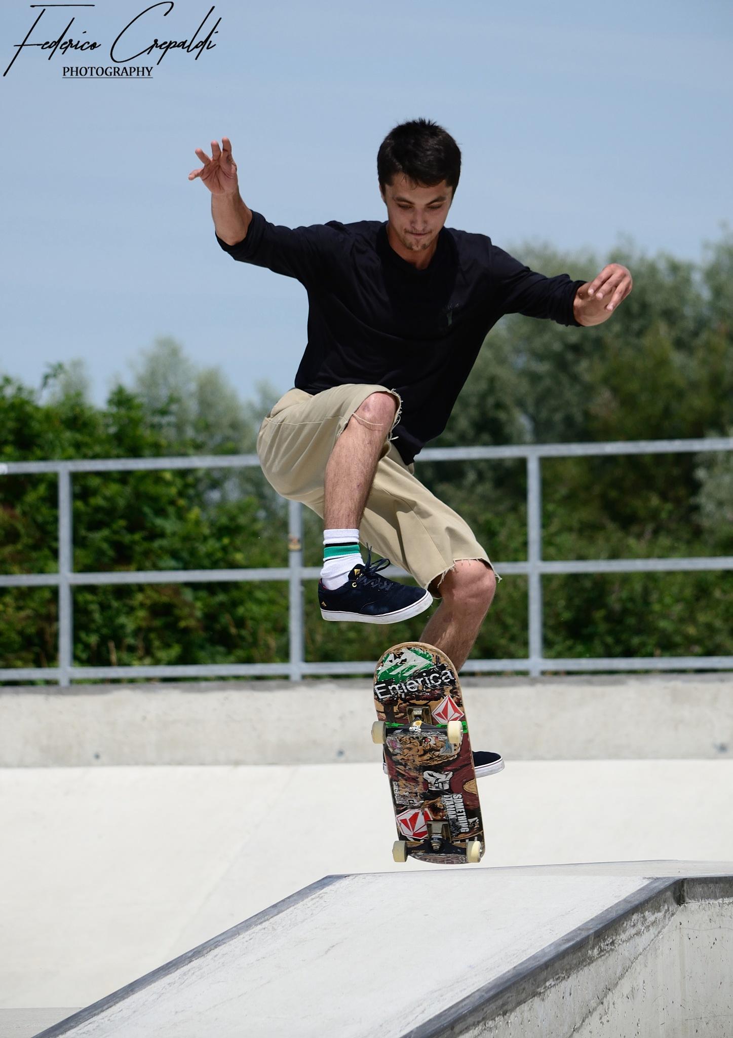 Skate 3 by Federico Crepaldi