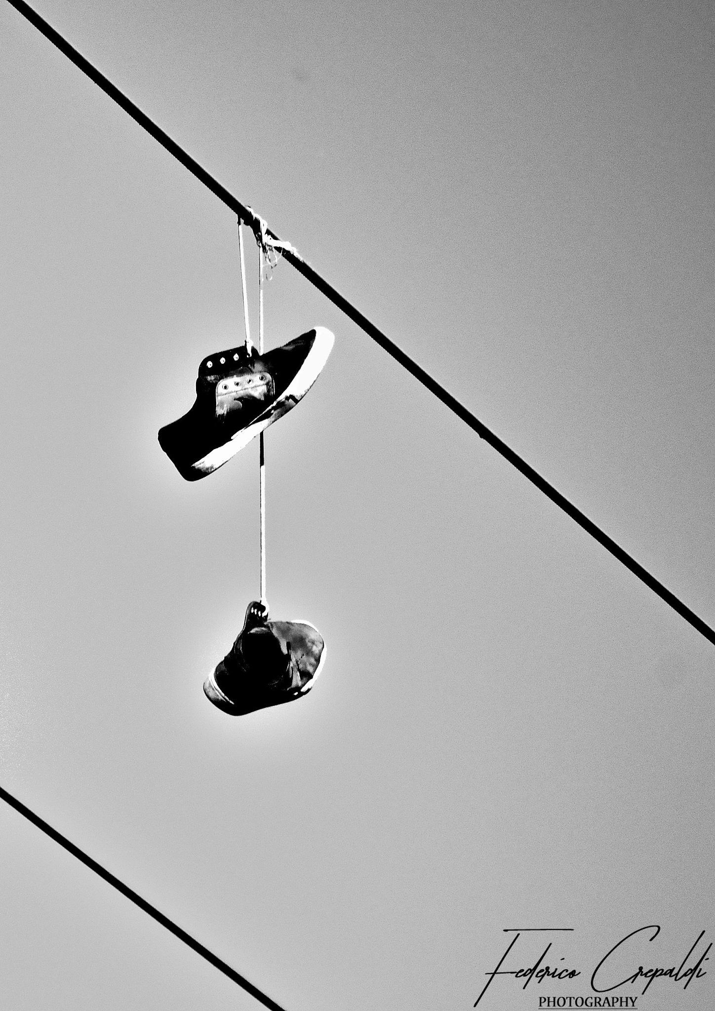 Walkin' on air by Federico Crepaldi