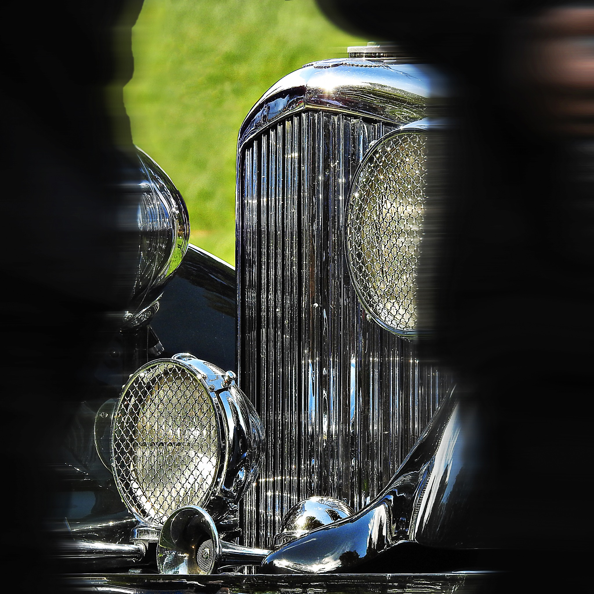 Bentley (Chantilly Automobile Show - France) by JMCtronic