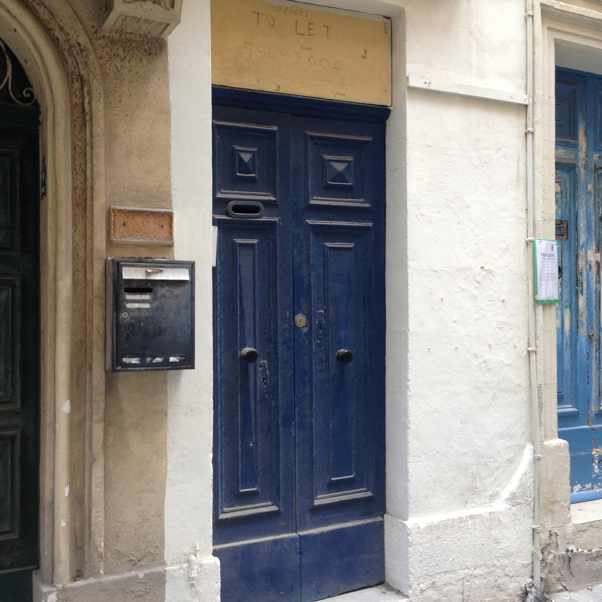 Maltese Door by Peta Rahmatalla