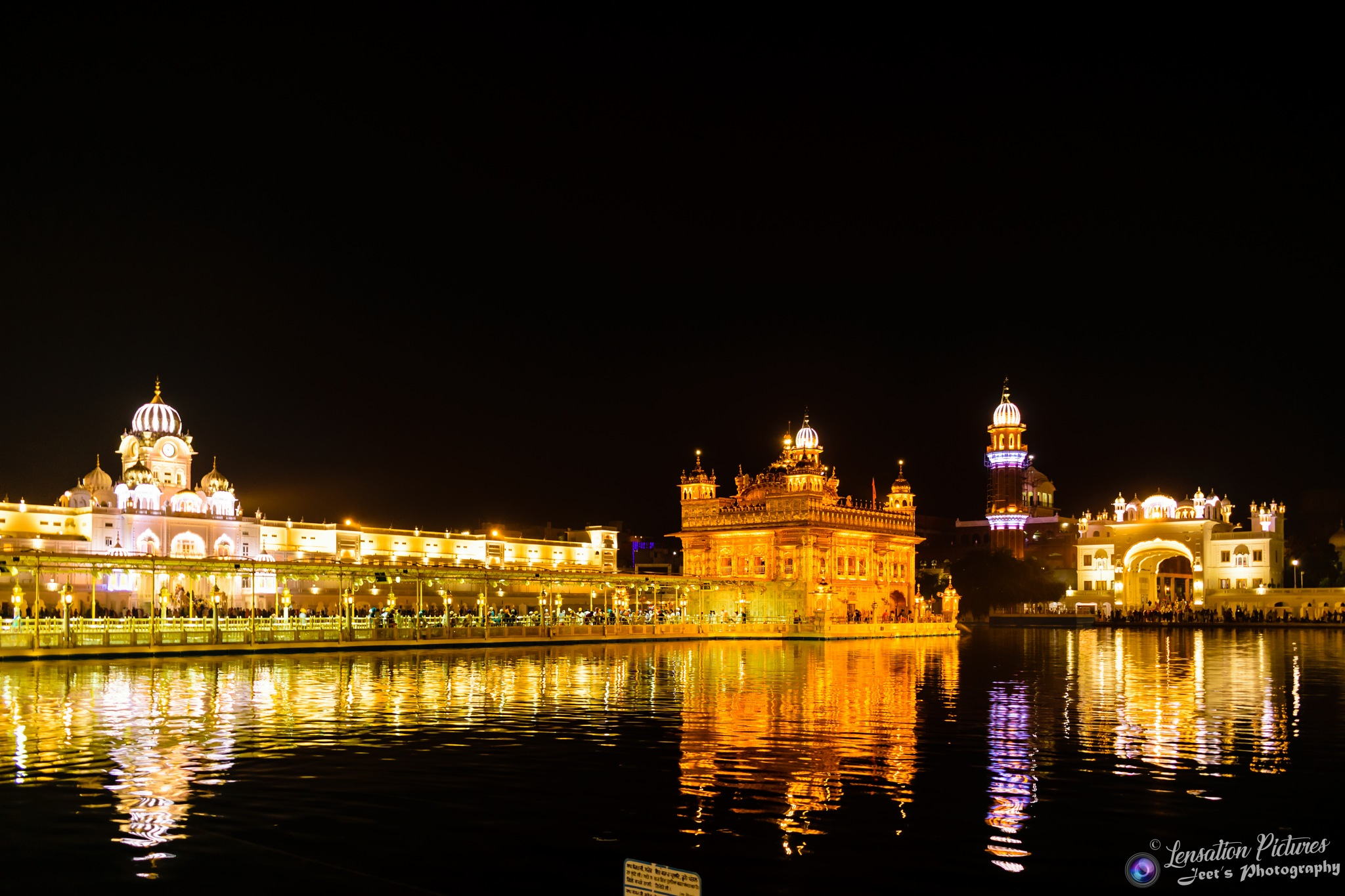 Golden Temple - Amritsar, India by Lensation Pictures- Jeet's Photography