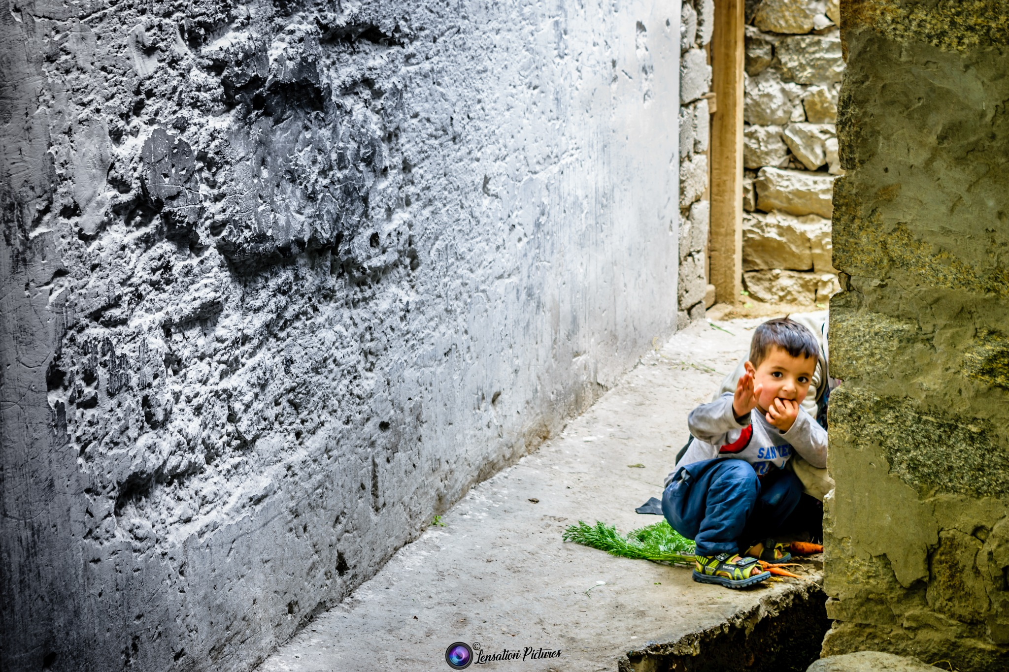 Always Keep Smiling by Lensation Pictures- Jeet's Photography