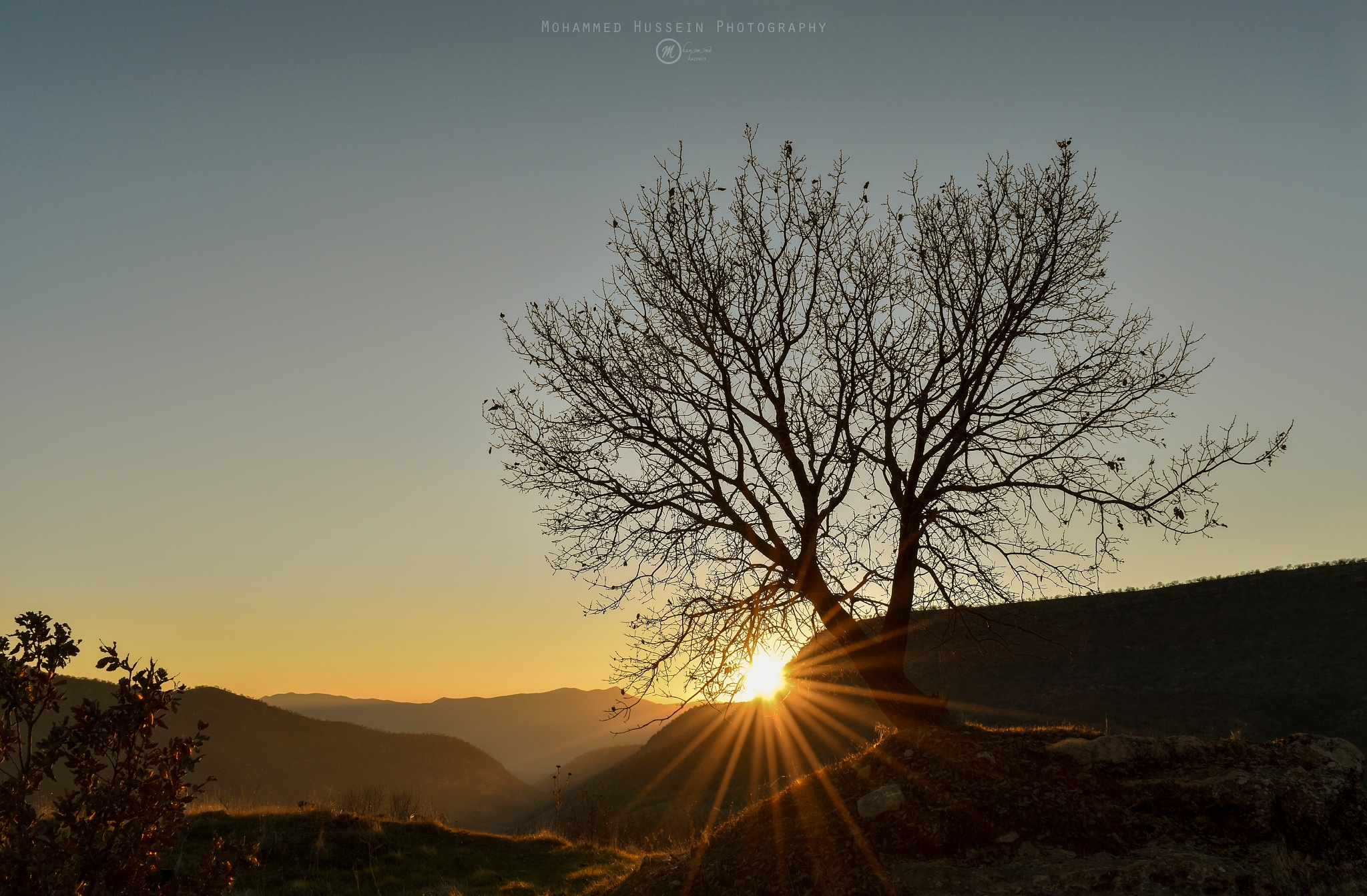 Sunset in Kurdistan by Mohammed Hussein Photography