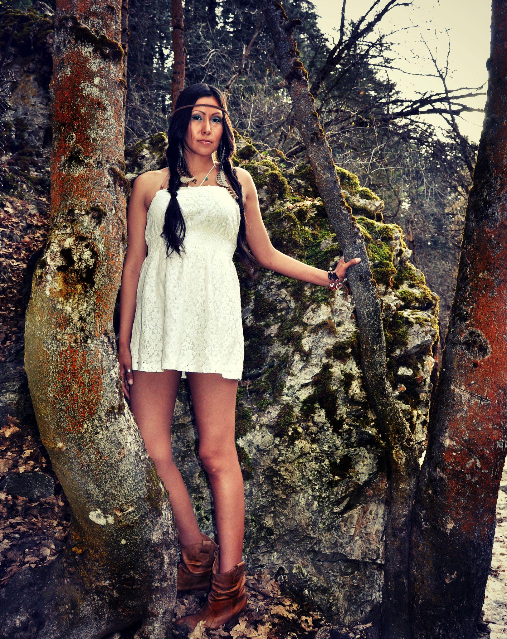 Native Beauty by Sara Tiger