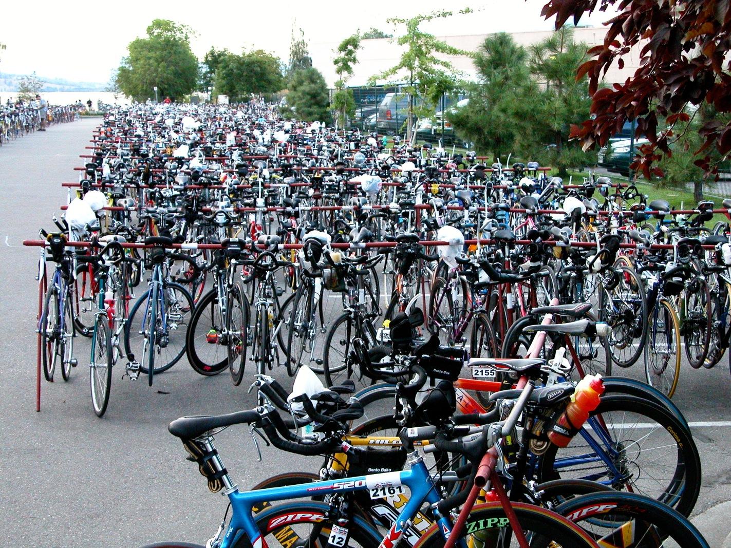 Ocean of bikes by Miloliidrifter