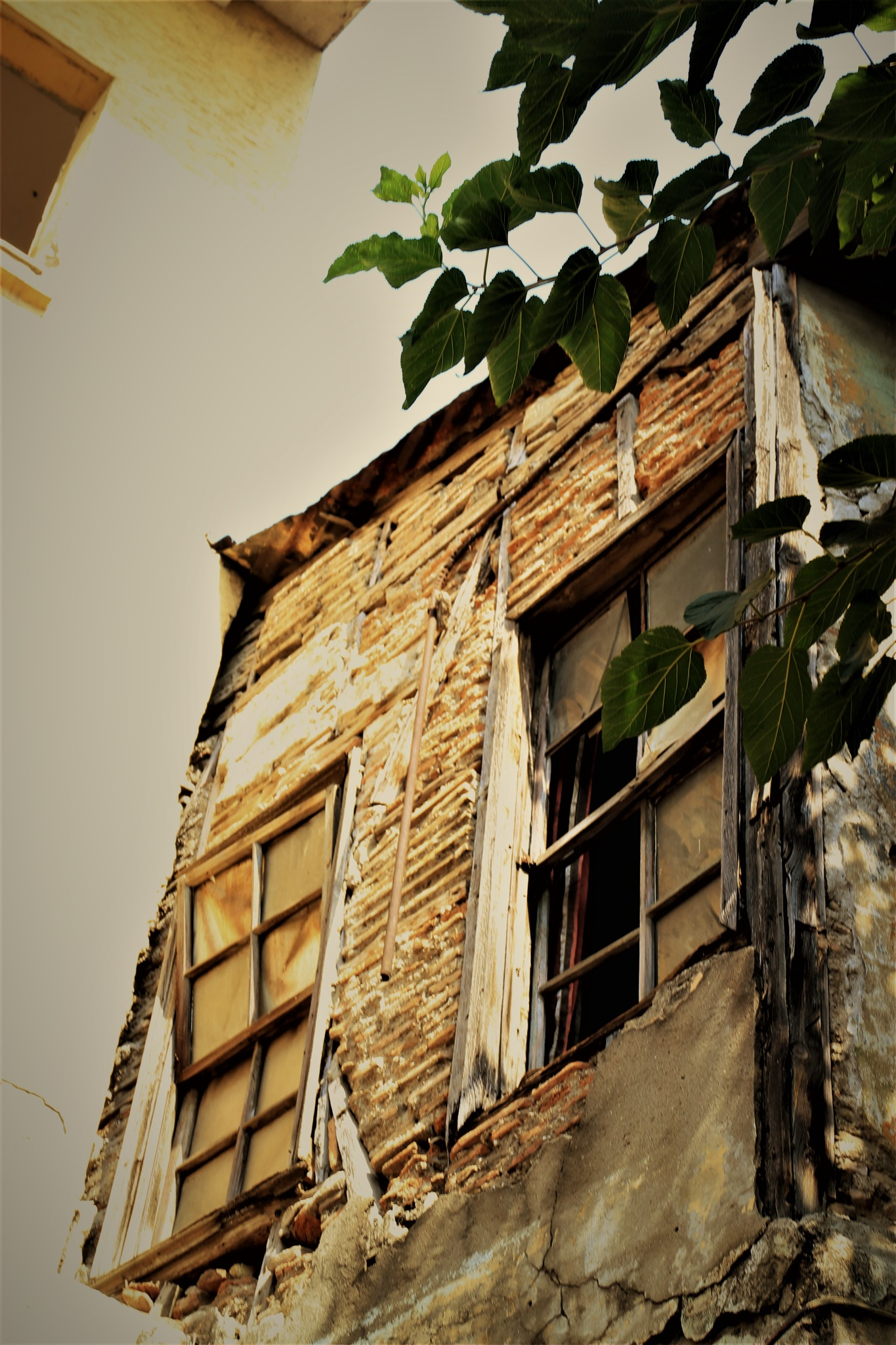 Old Window in Tepebağ District in Adana by AyseA