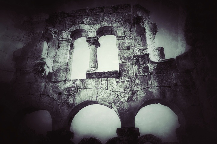 Alahan Monastery by AyseA
