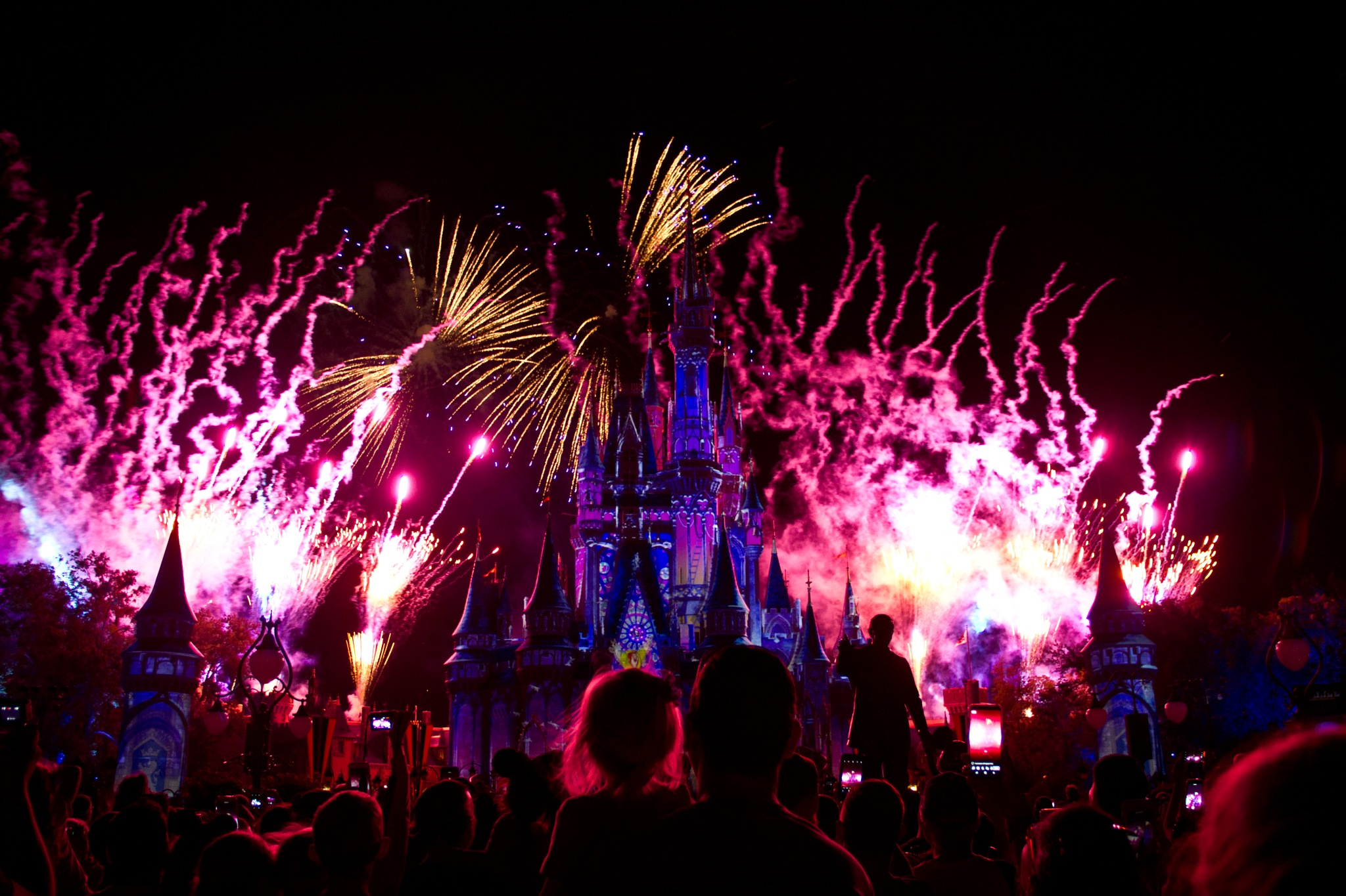 Happily Ever After, Magic Kingdom Park by claudio_ram