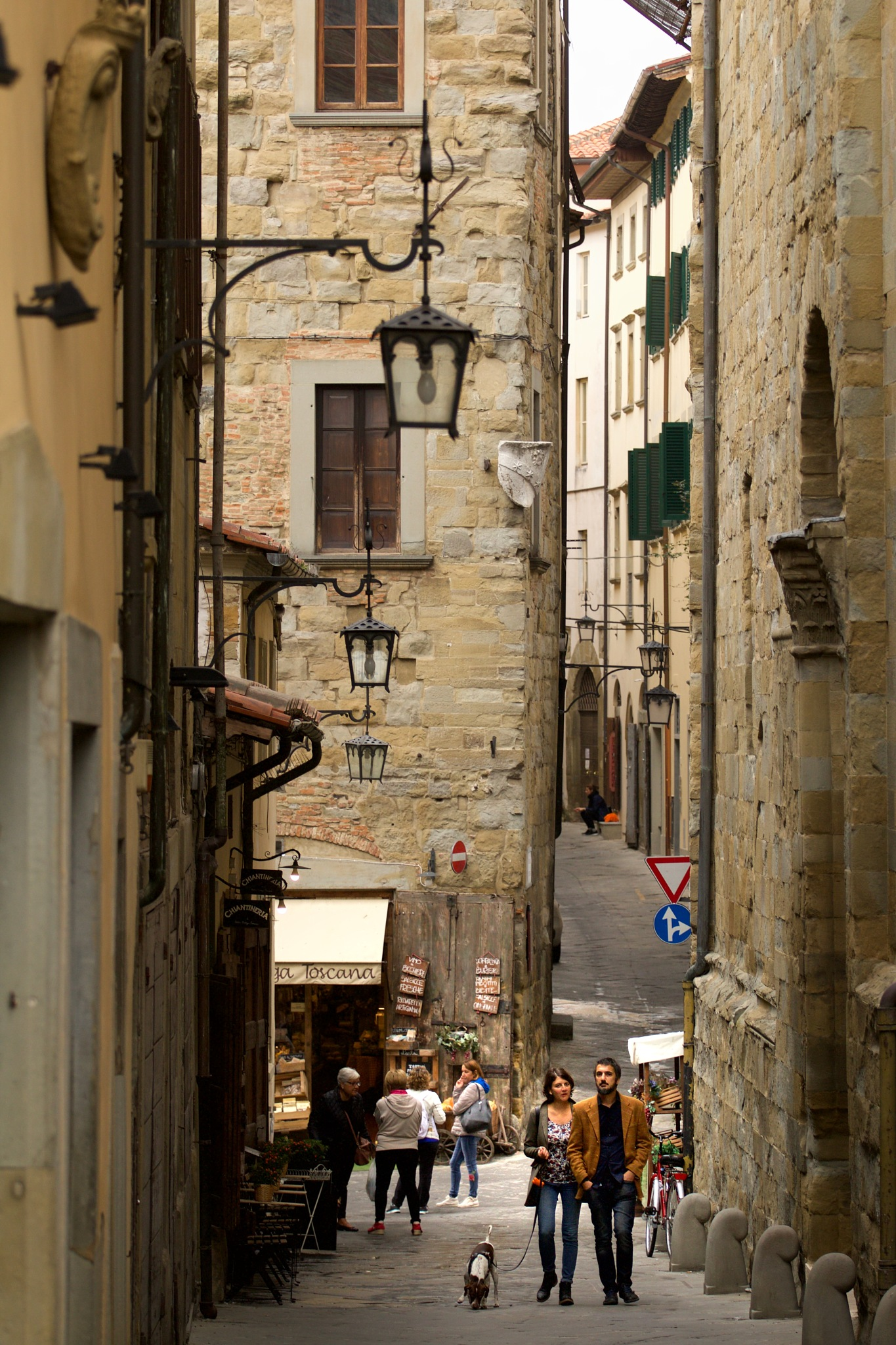 a spasso ad Arezzo by MarkSoetebierVideophotography